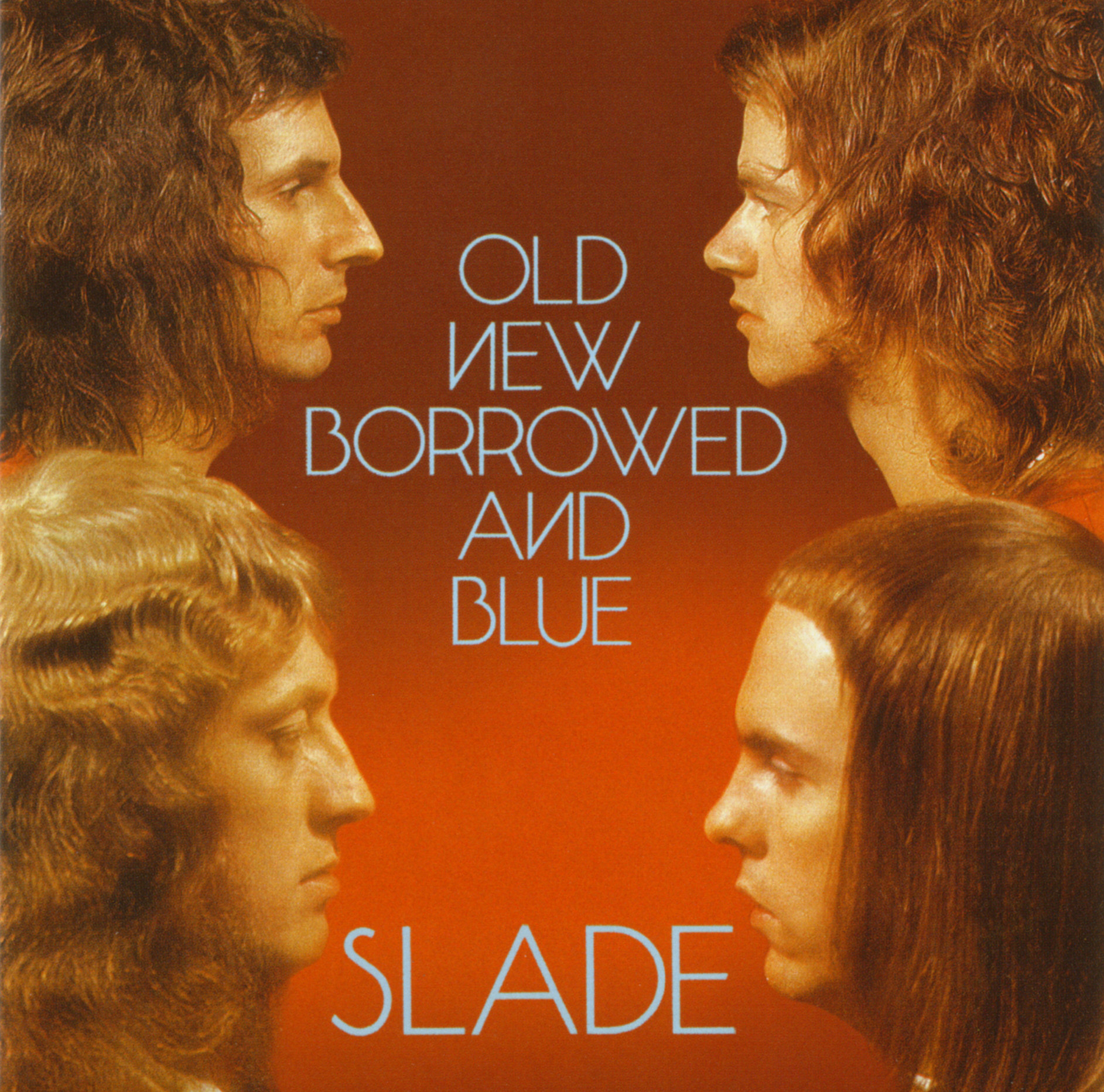 ... slade - old new borrowed and blue - high quality DVD / Blueray / Movie