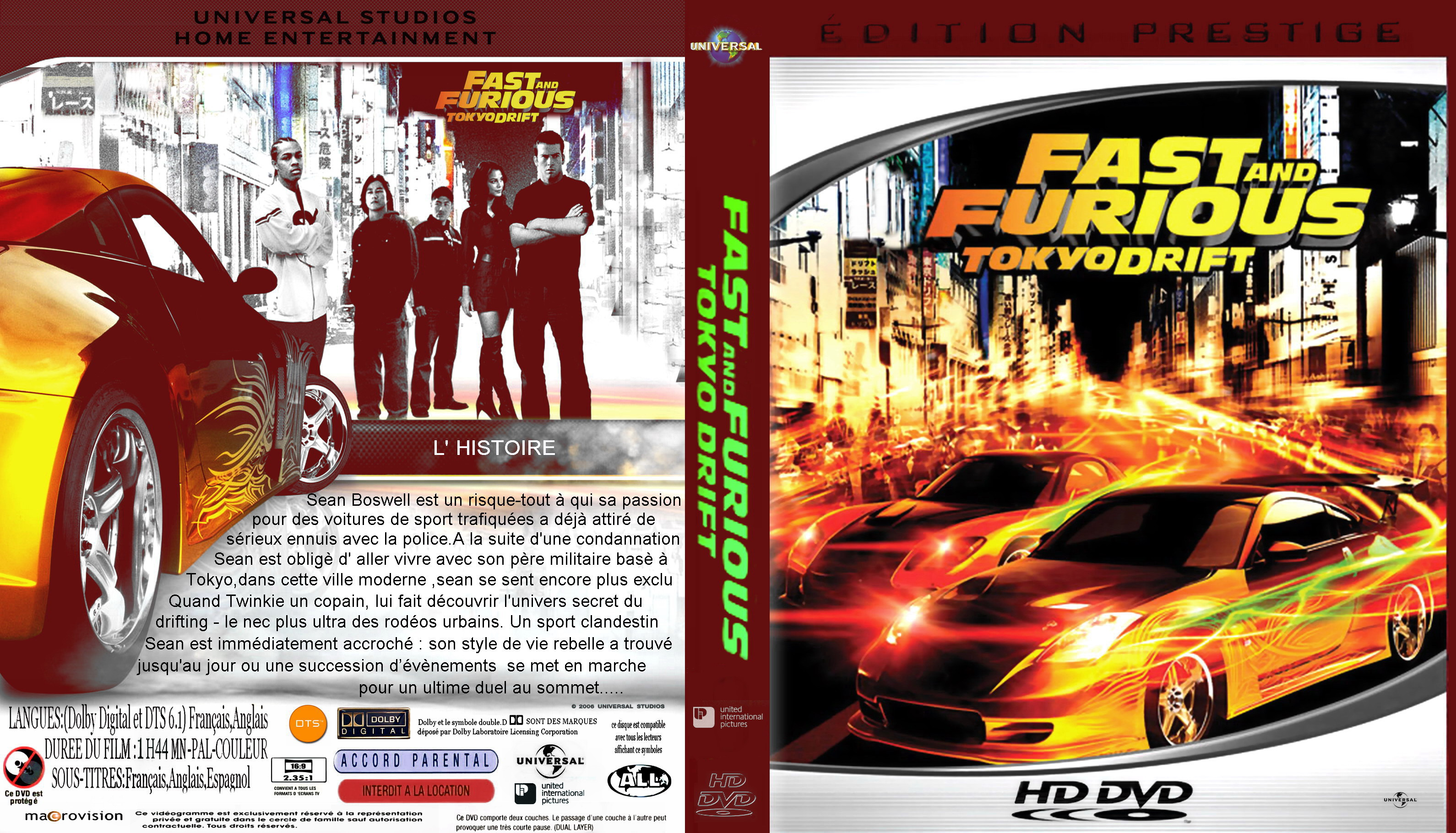 an analysis of the movie the fast and the furious tokyo drift The fast and the furious: tokyo drift is a 2006 american action film directed by justin lin  no one is seeing a fast and the furious movie for the plot.