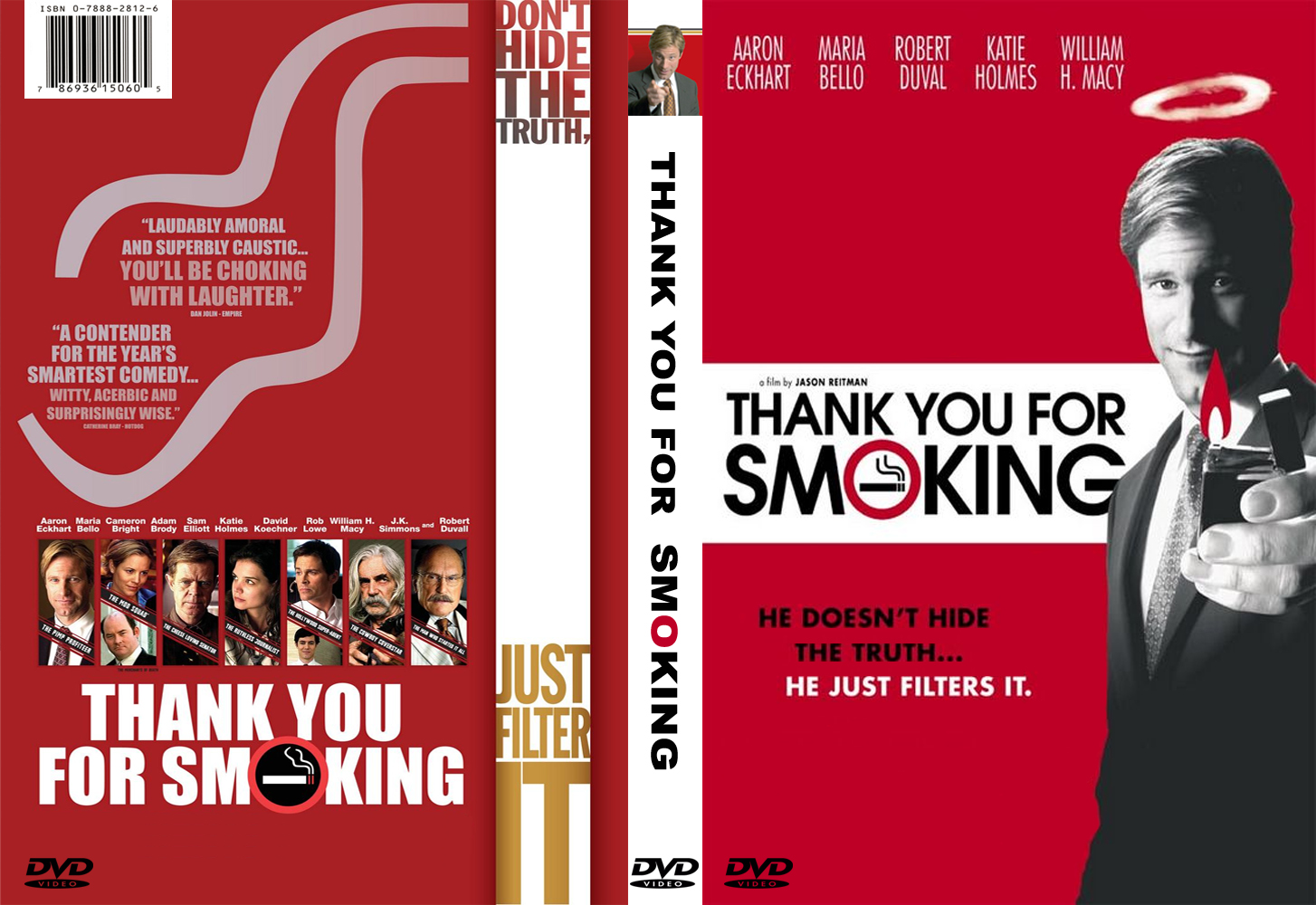 Thank You For Smoking Summary