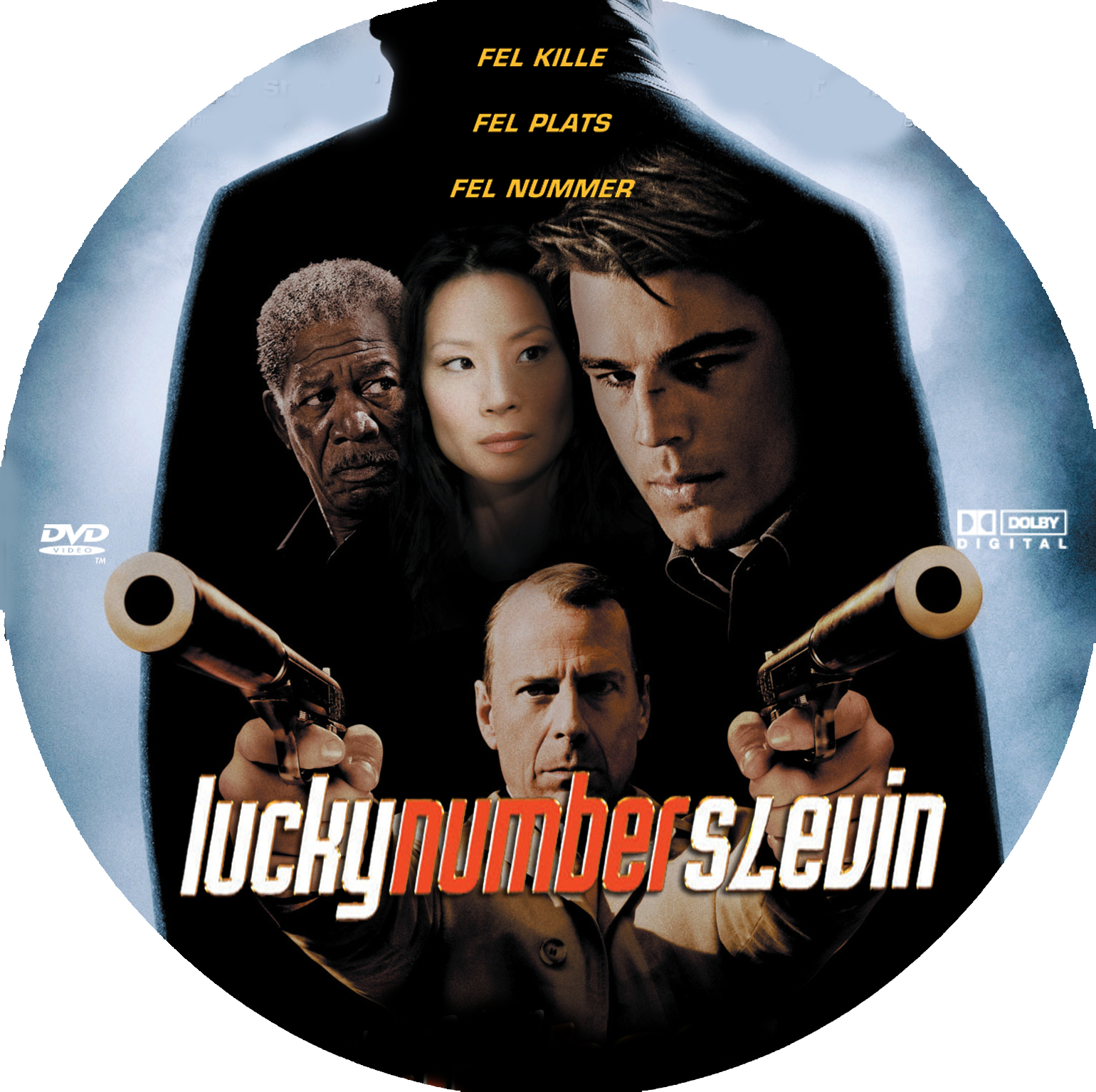 Lucky number slevin icon | movie mega pack 4 iconset | firstline1.