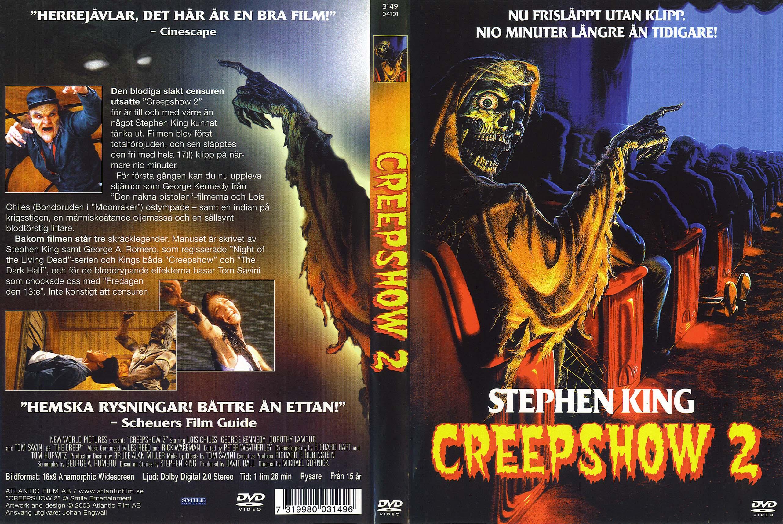 Creepshow 2 The Raft Creepshow 2