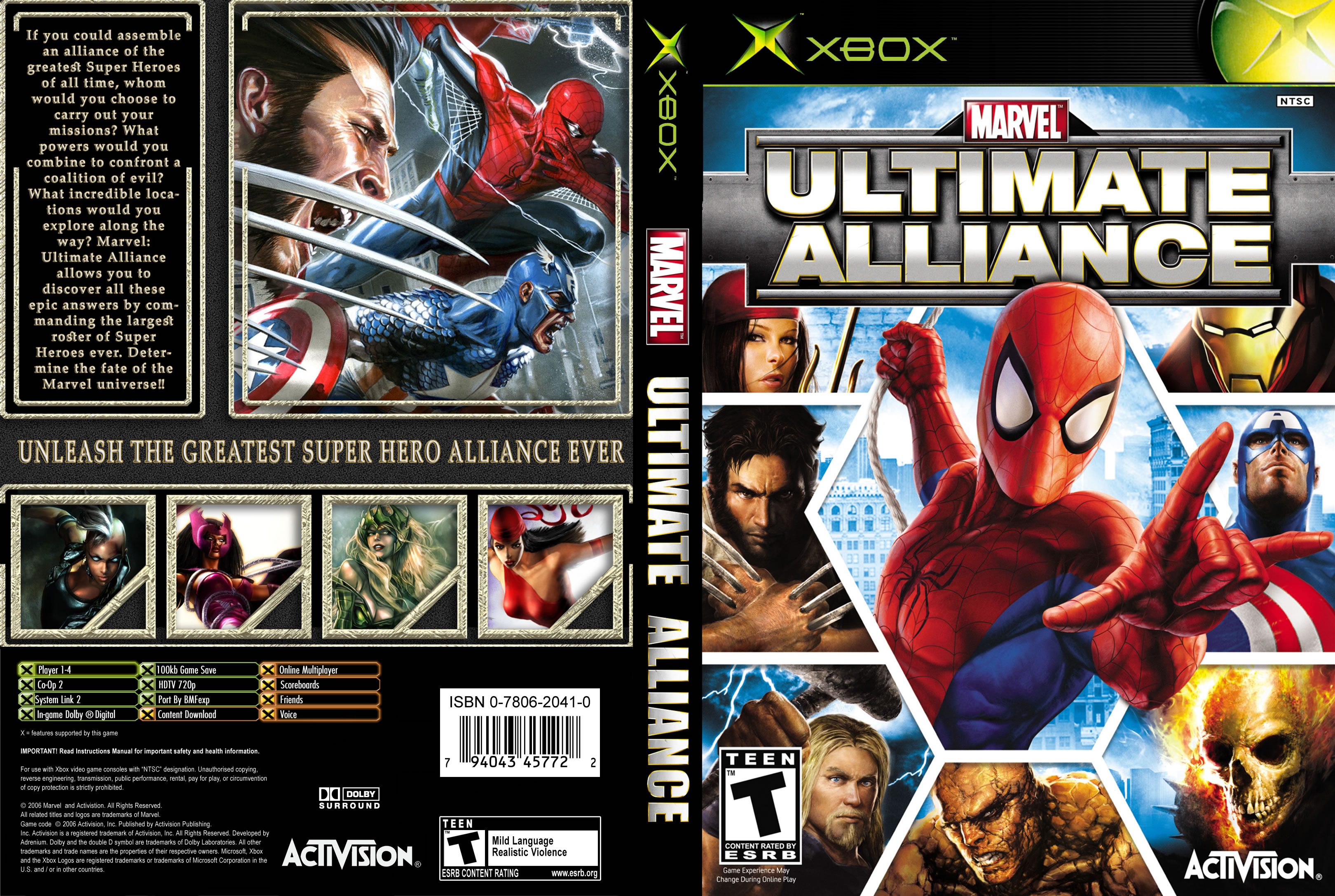 Marvel Ultimate Alliance: the last great licensed video game