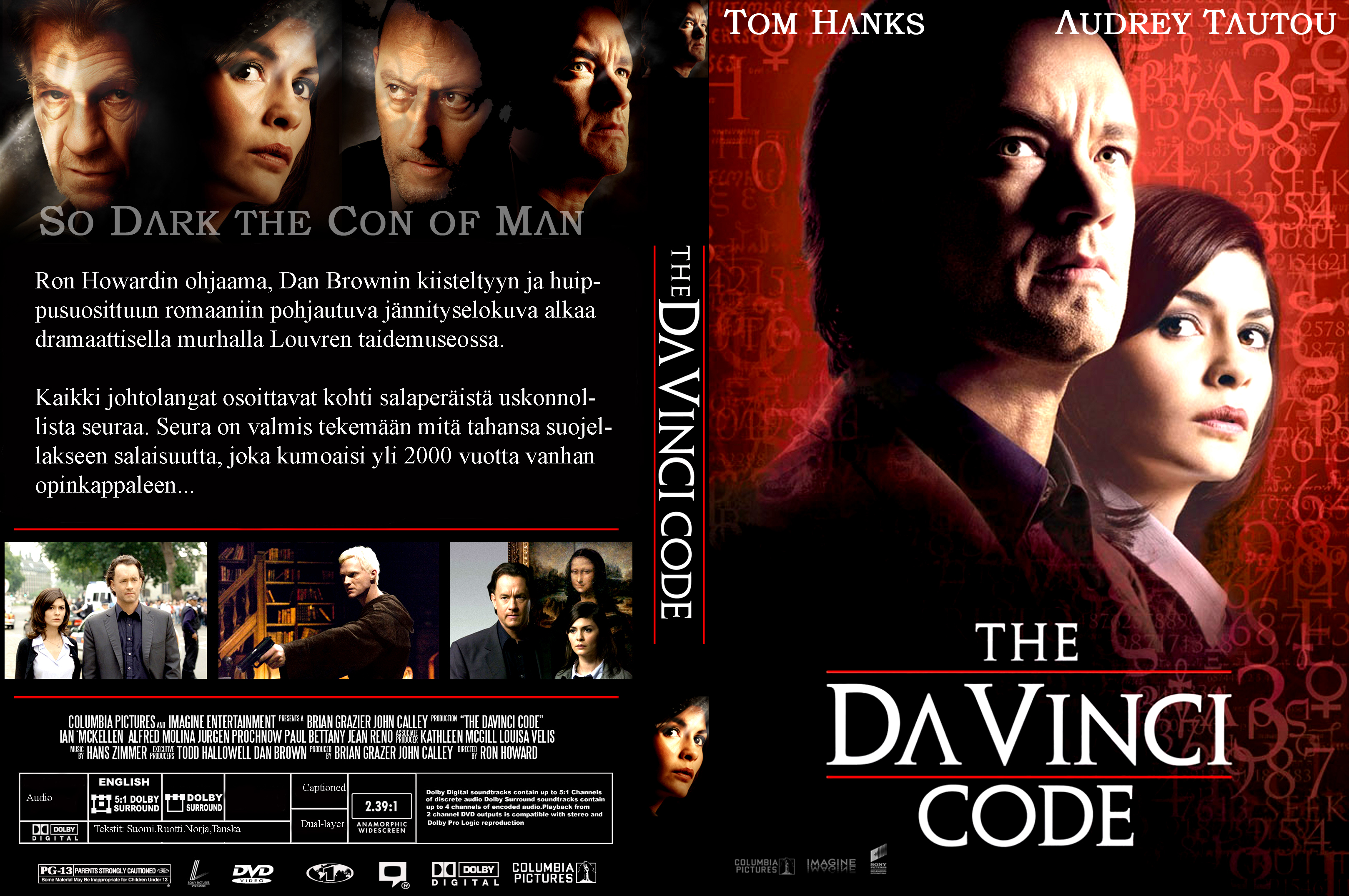 A brief explanation of the da vinci code movie now follows; a brief explanation of the da vinci code movie now