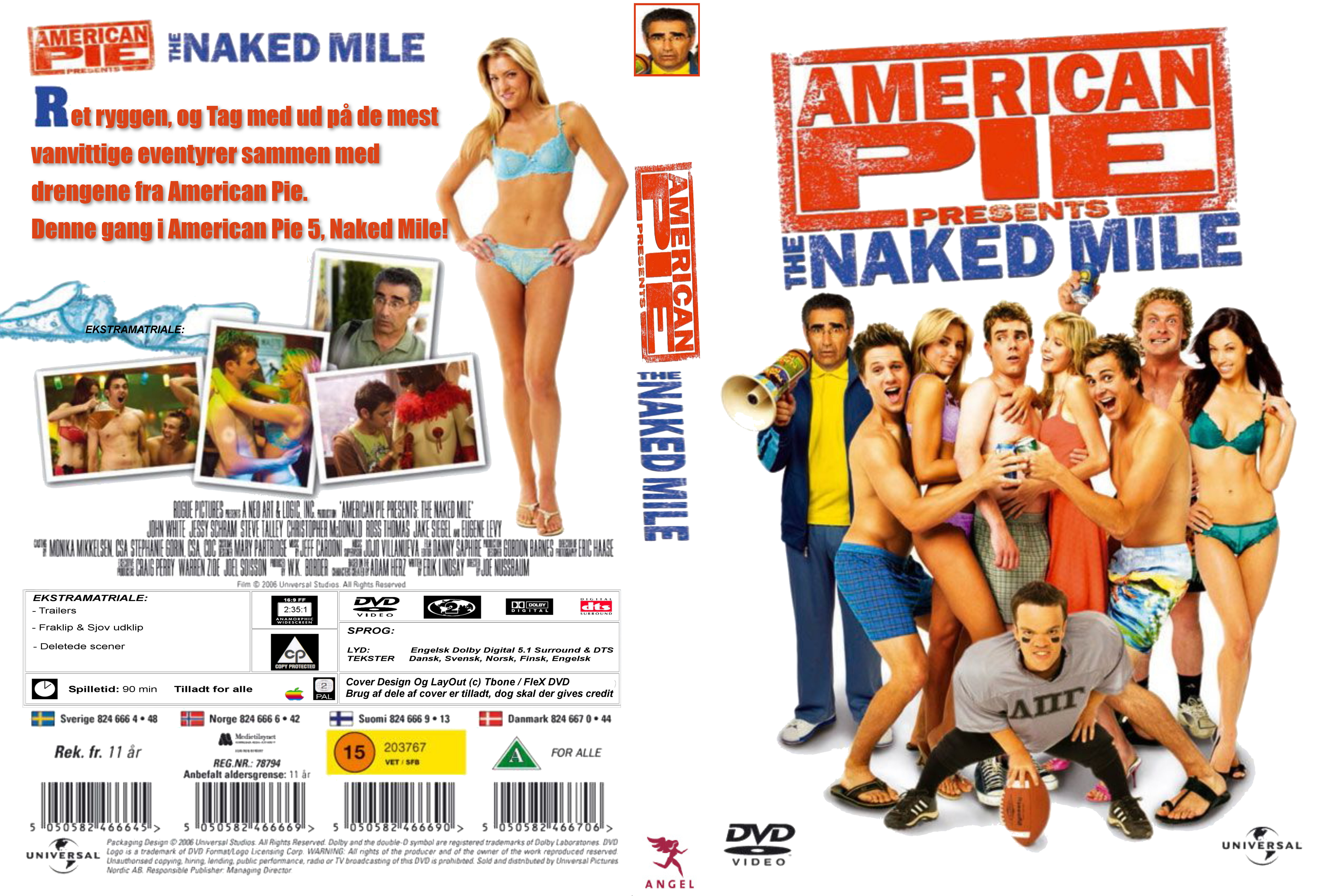 American Pie Naked covers.box.sk ::: american pie 5 - the naked mile - high