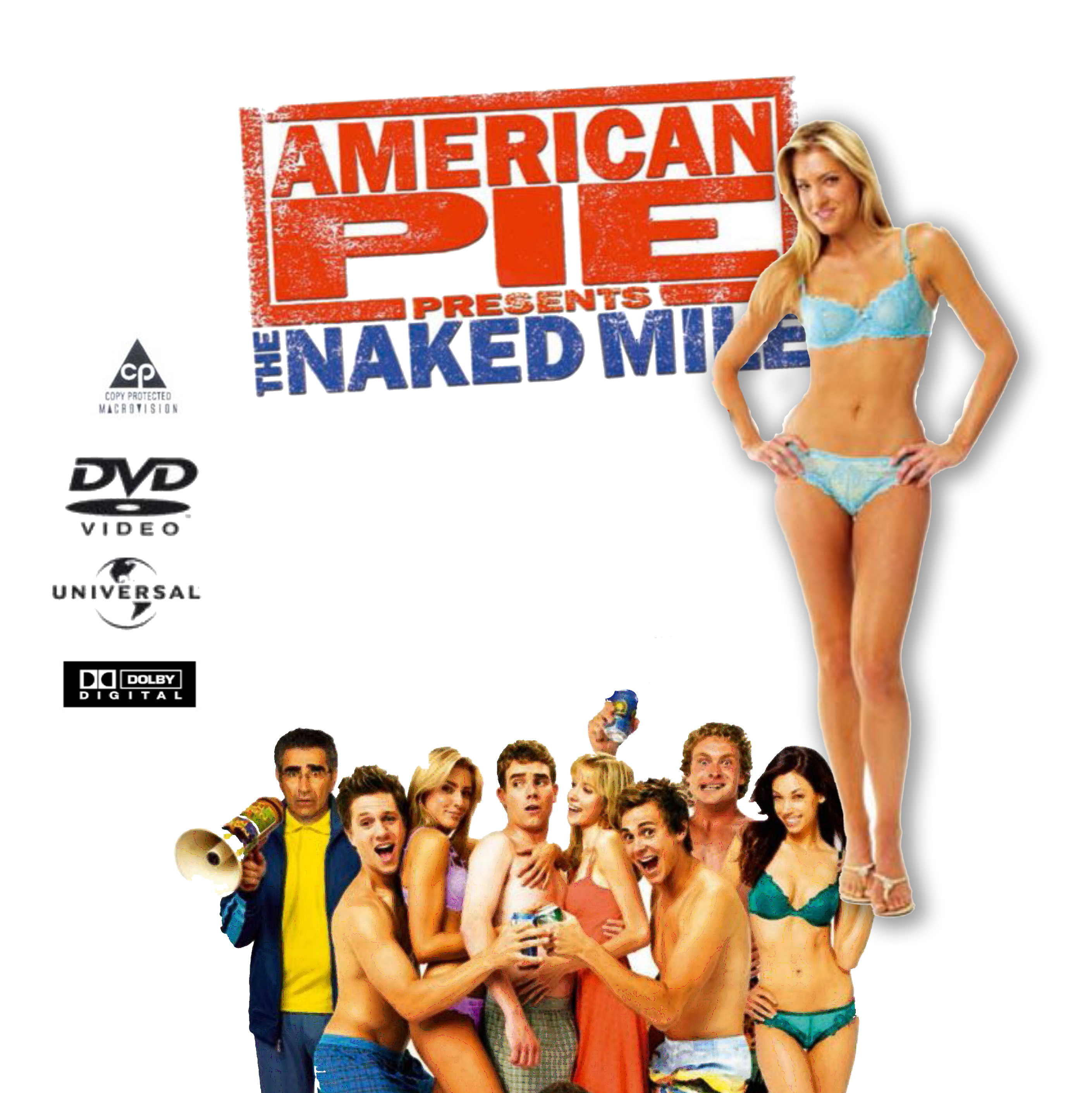 Girls of american pie naked — img 3