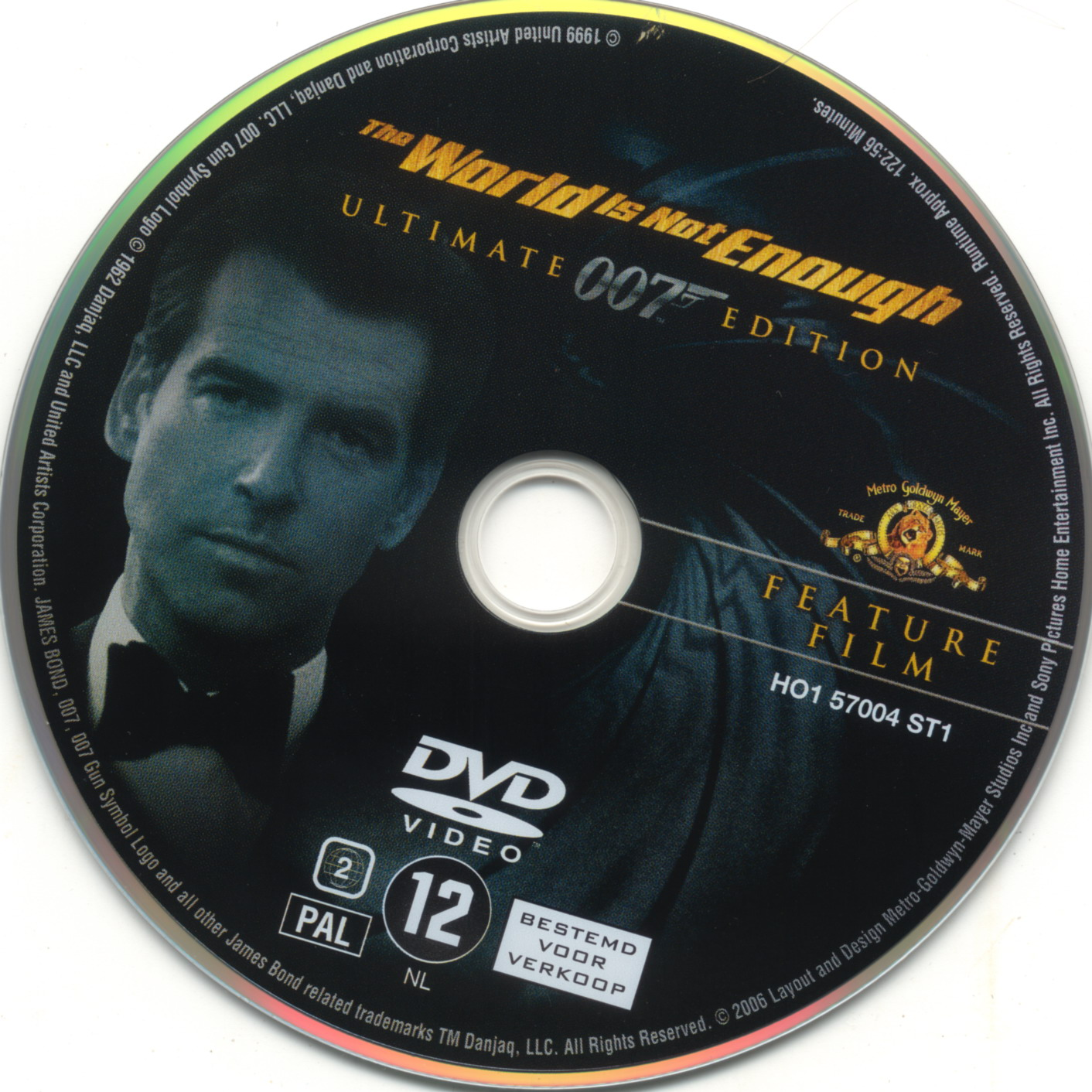 COVERS.BOX.SK ::: James Bond, The World Is Not Enough ... The World Is Not Enough Dvd