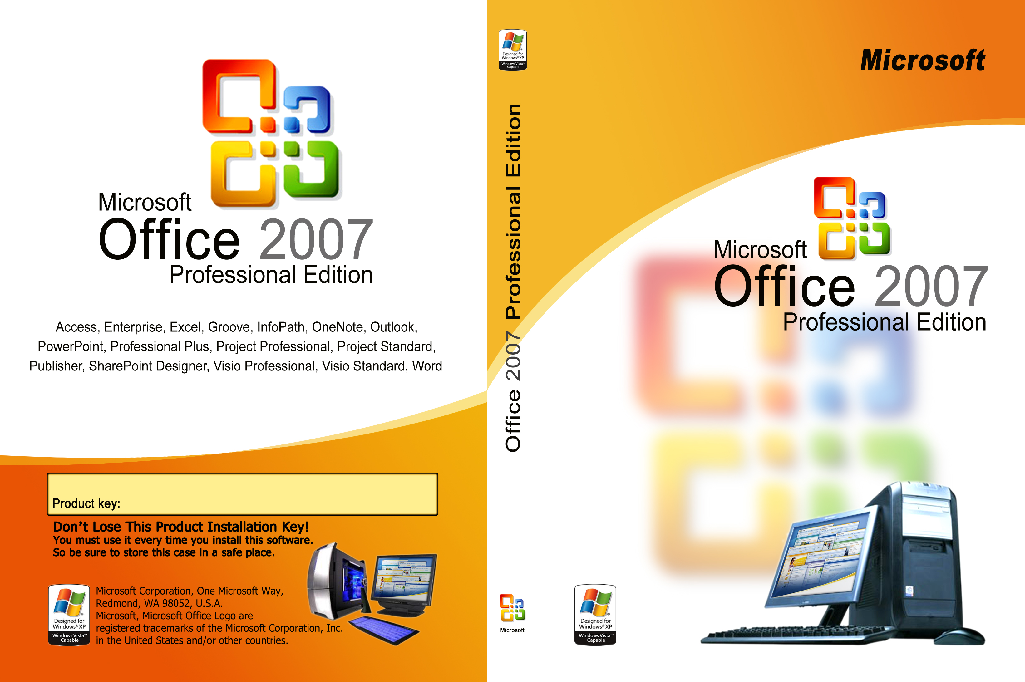 office 2007 download for xp