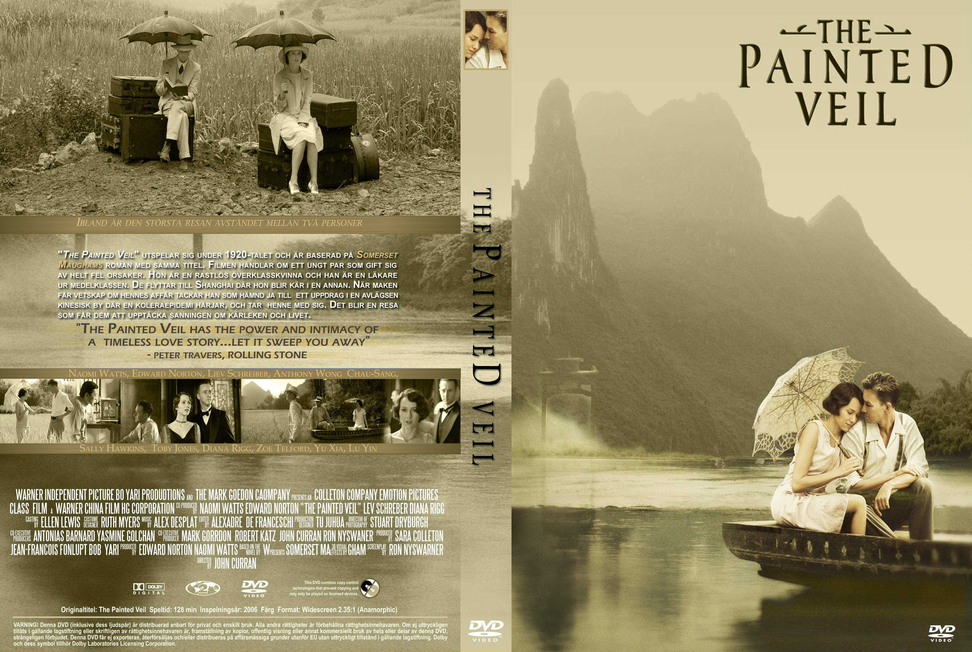 The painted veil movie reviews