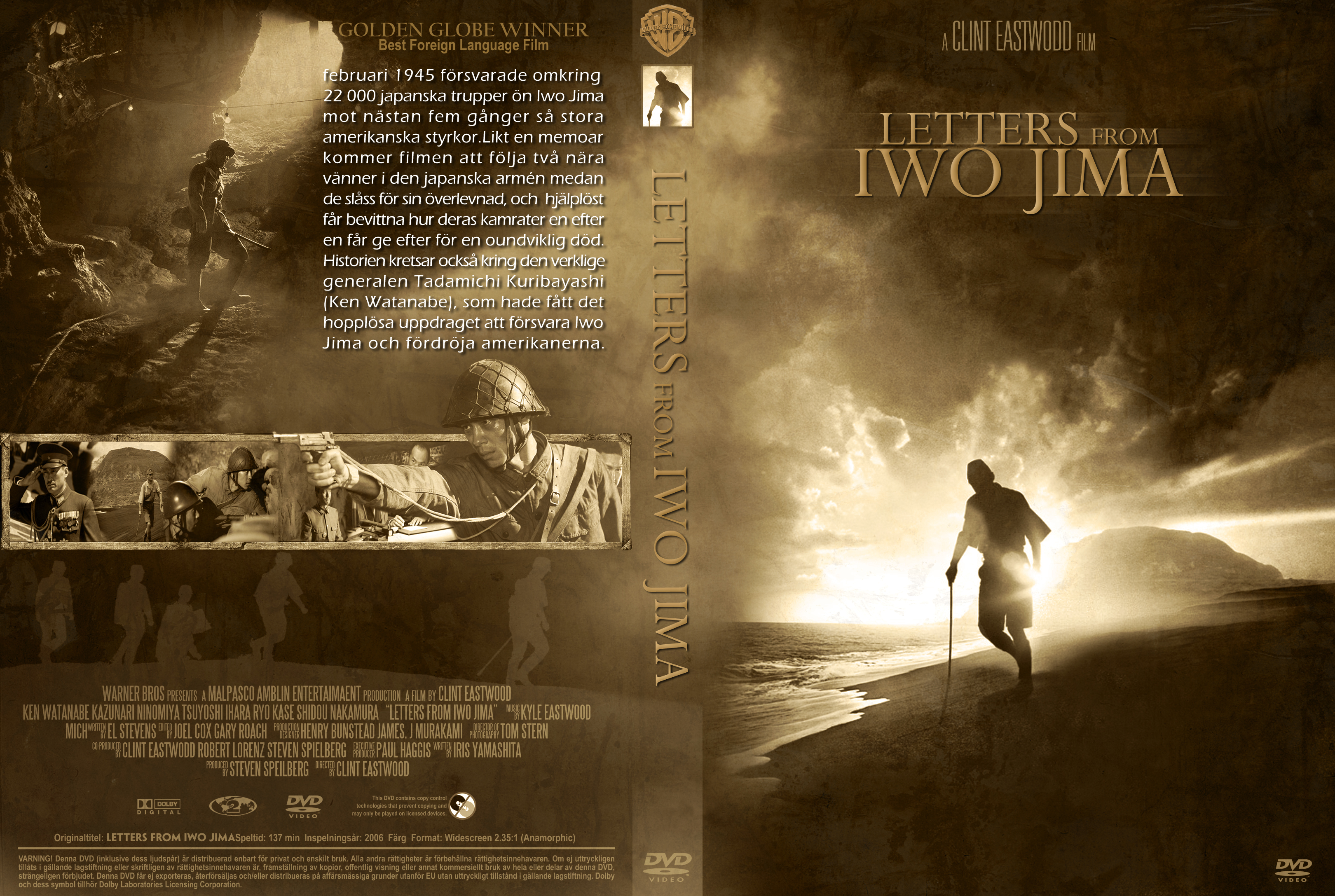Letters From Iwo Jima Picture Max1170595183 Front Cover Jpg