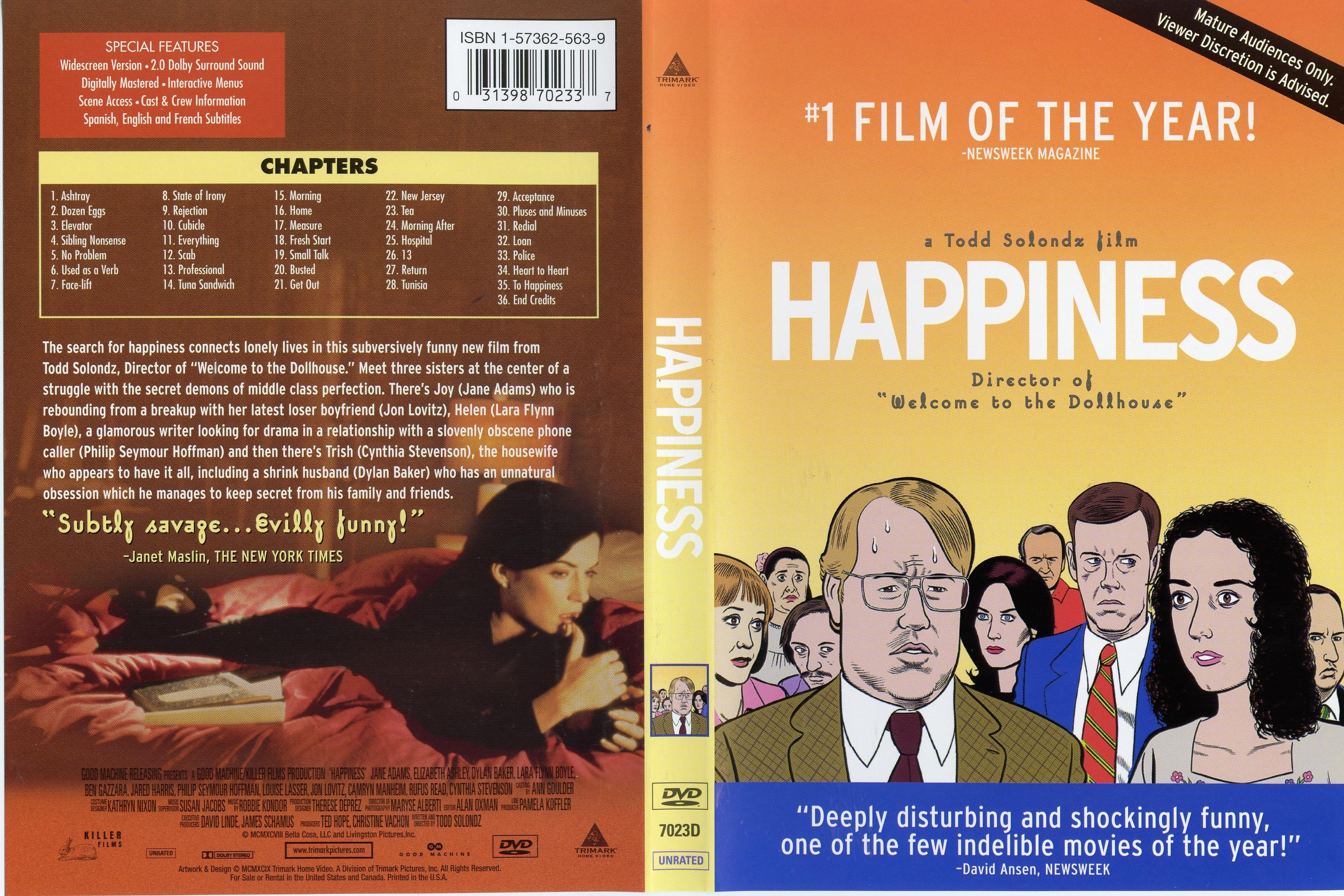 summary movie happiness 1998 film