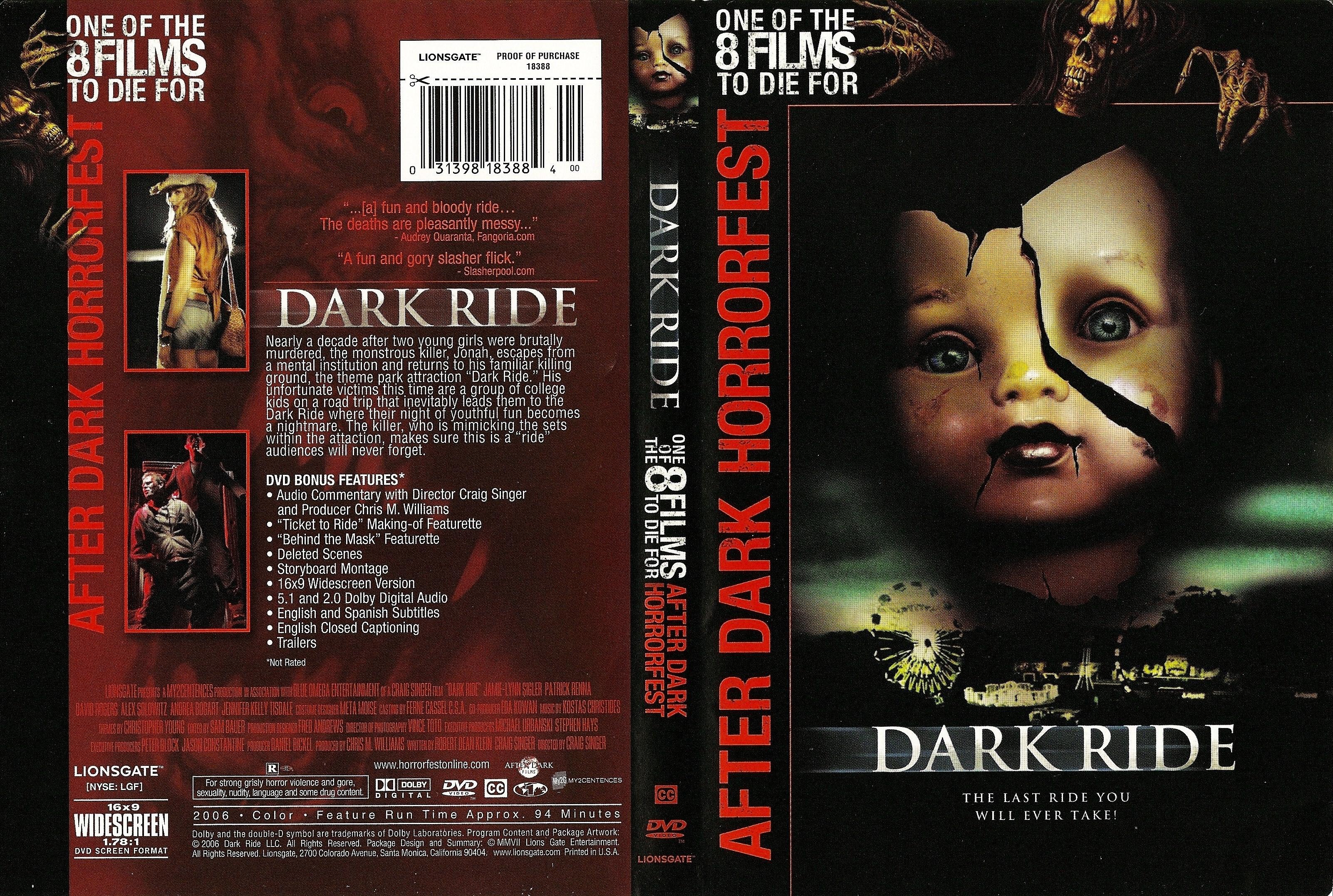 after dark horrorfest 2015