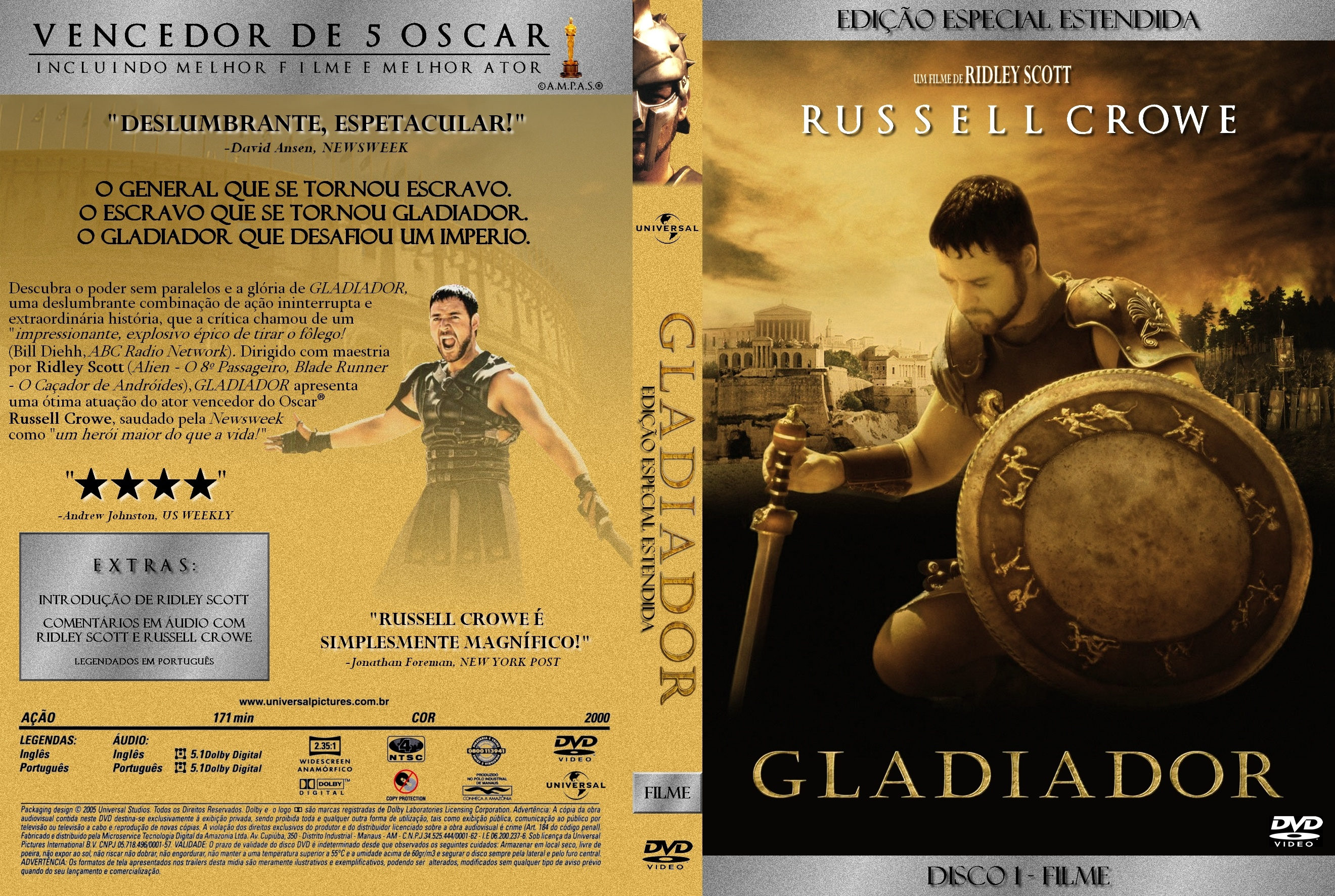 essay on gladiator