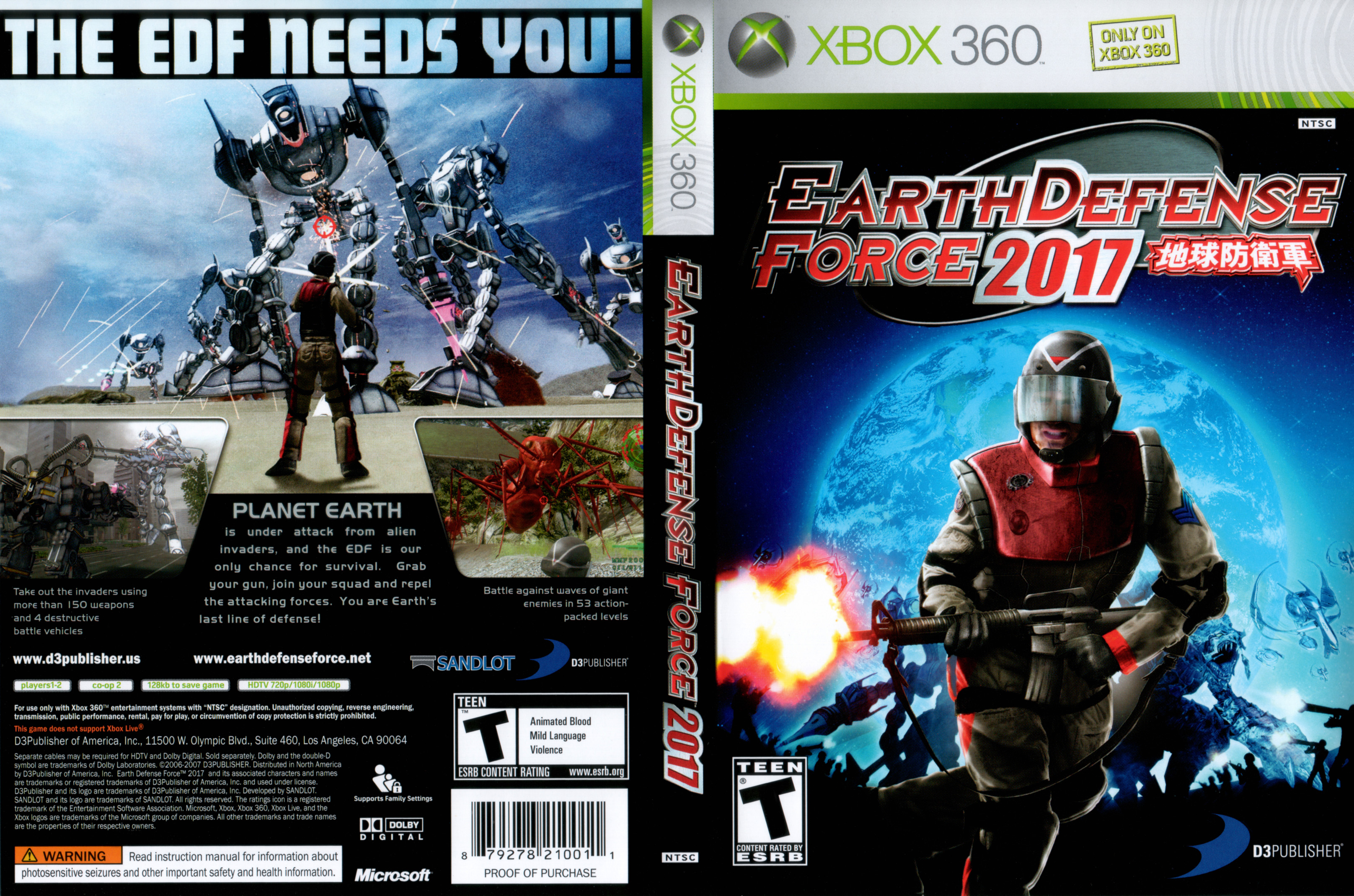 Earth Defense Force  Wikipedia