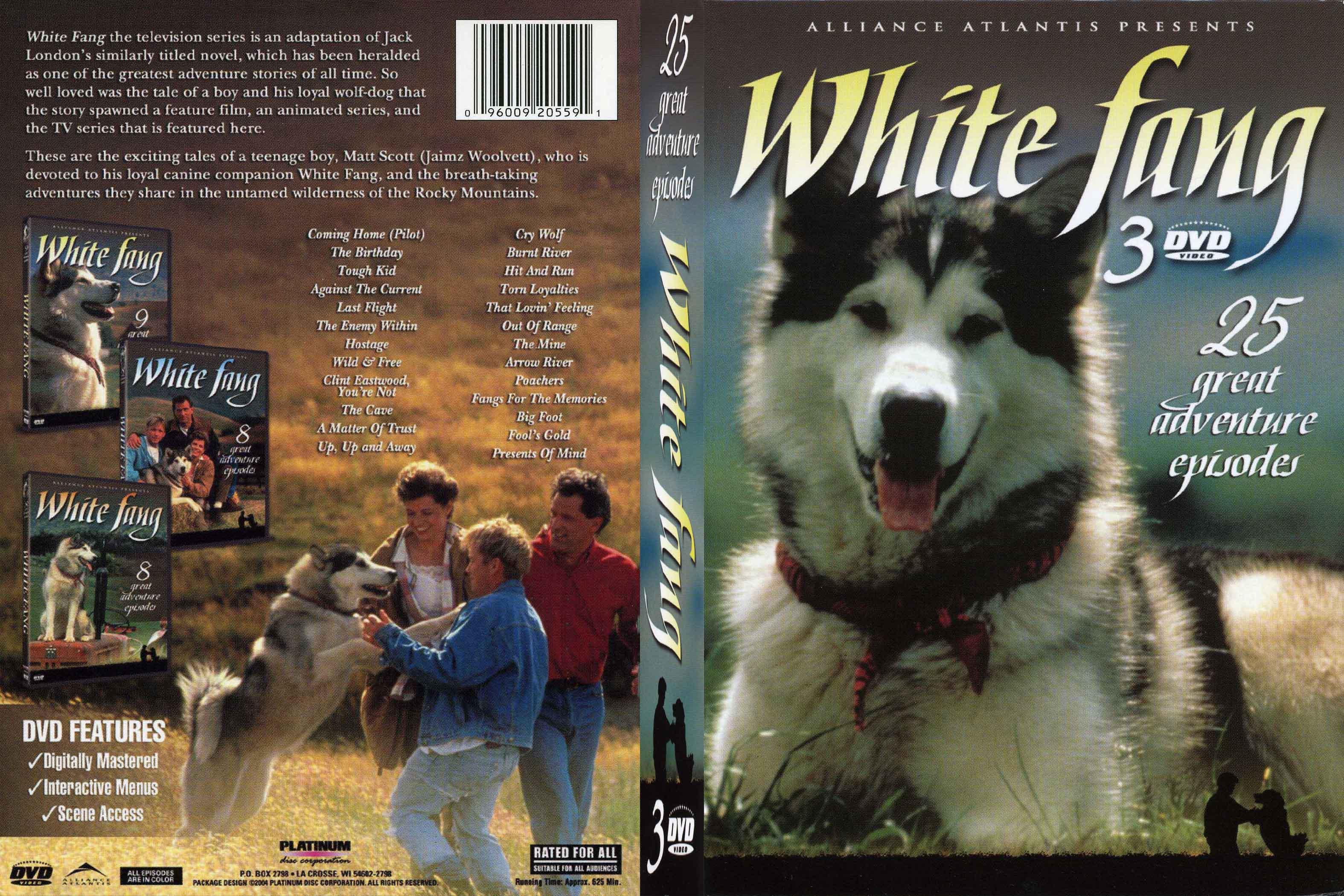 White Fang - Full Time Freaks