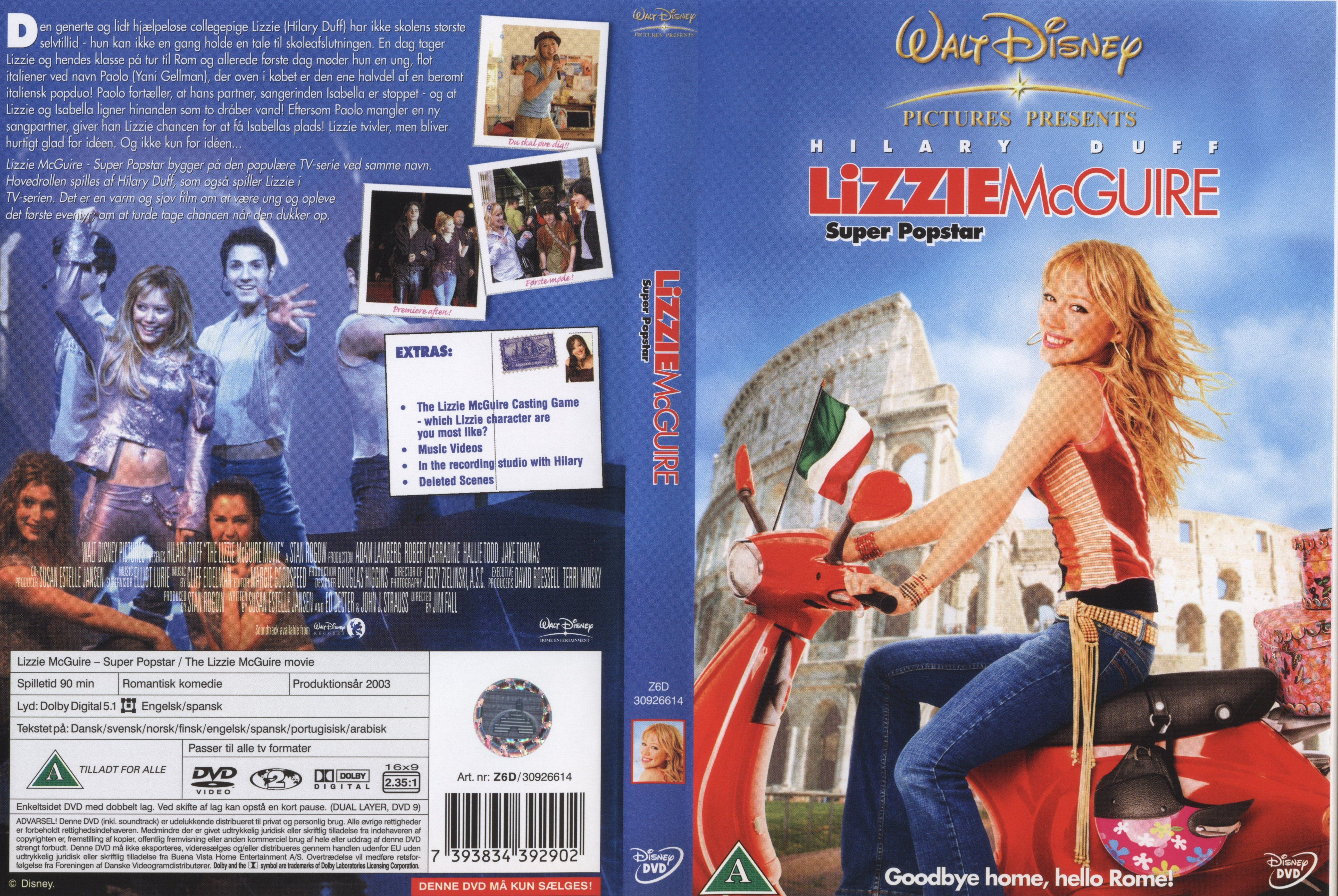 The Lizzie McGuire Movie  Original Soundtrack  Songs