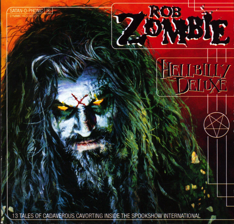Rob Zombie – Hellbilly [320kbps] [Mega] [Metal]