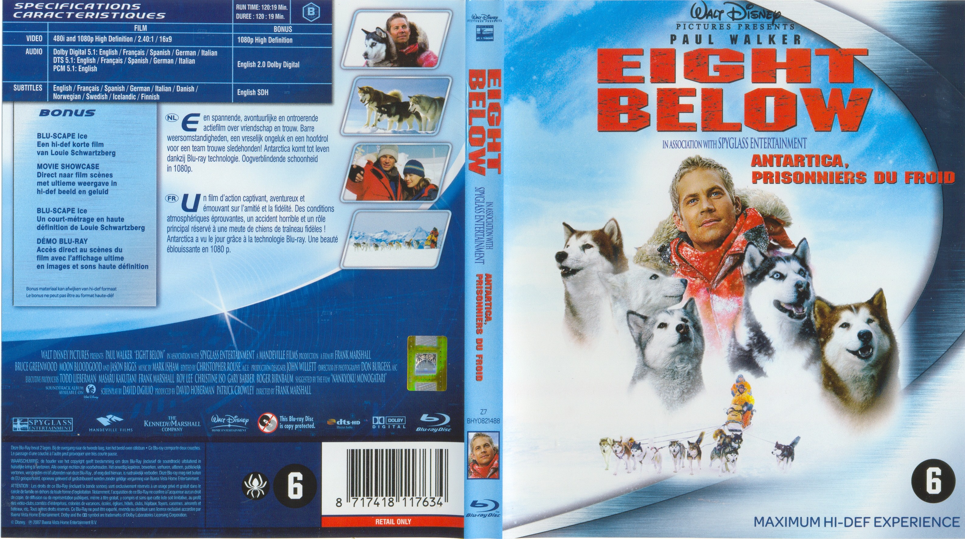 Eight Below R2 Front Back