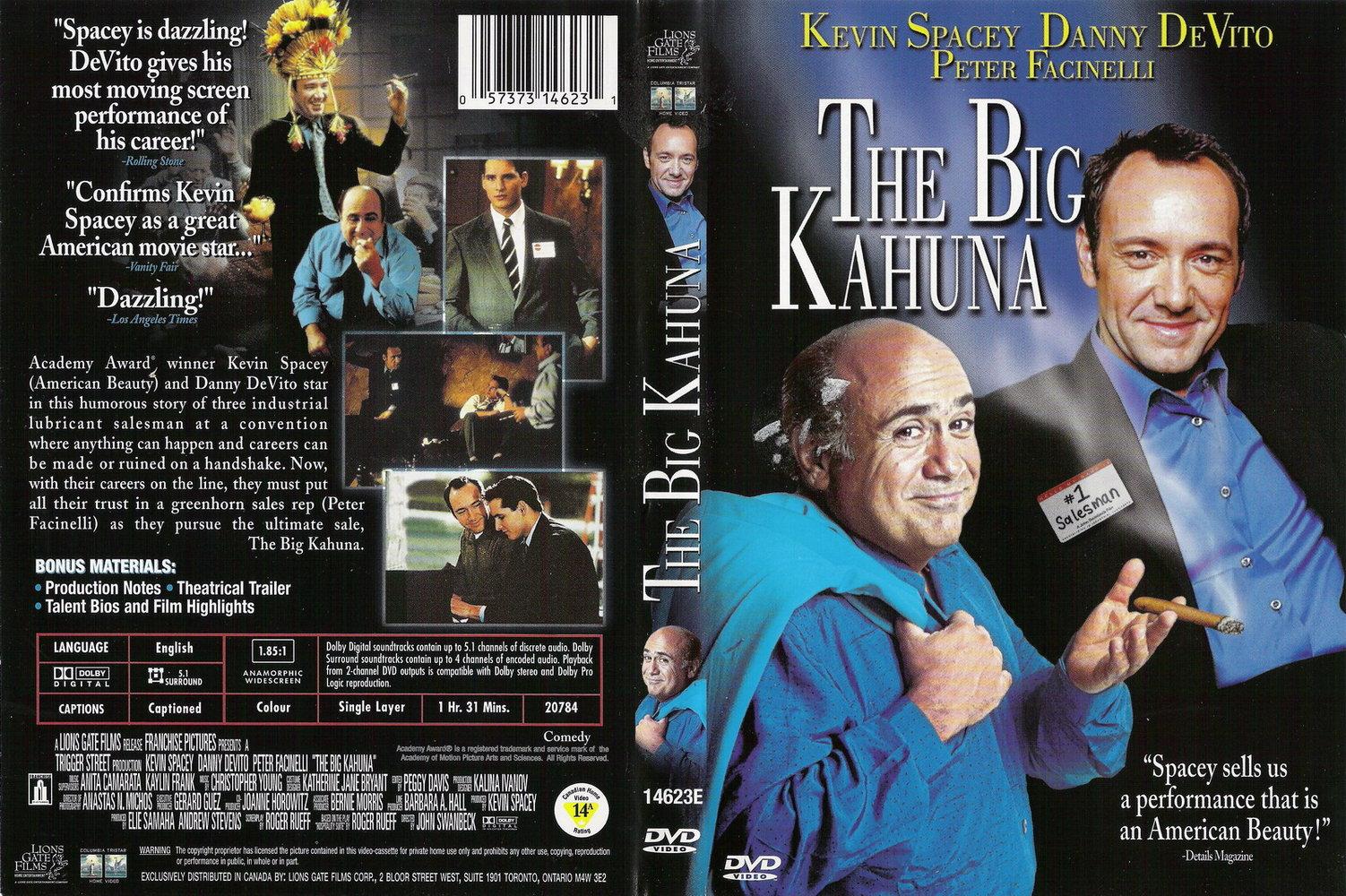 Big kahuna movie pics
