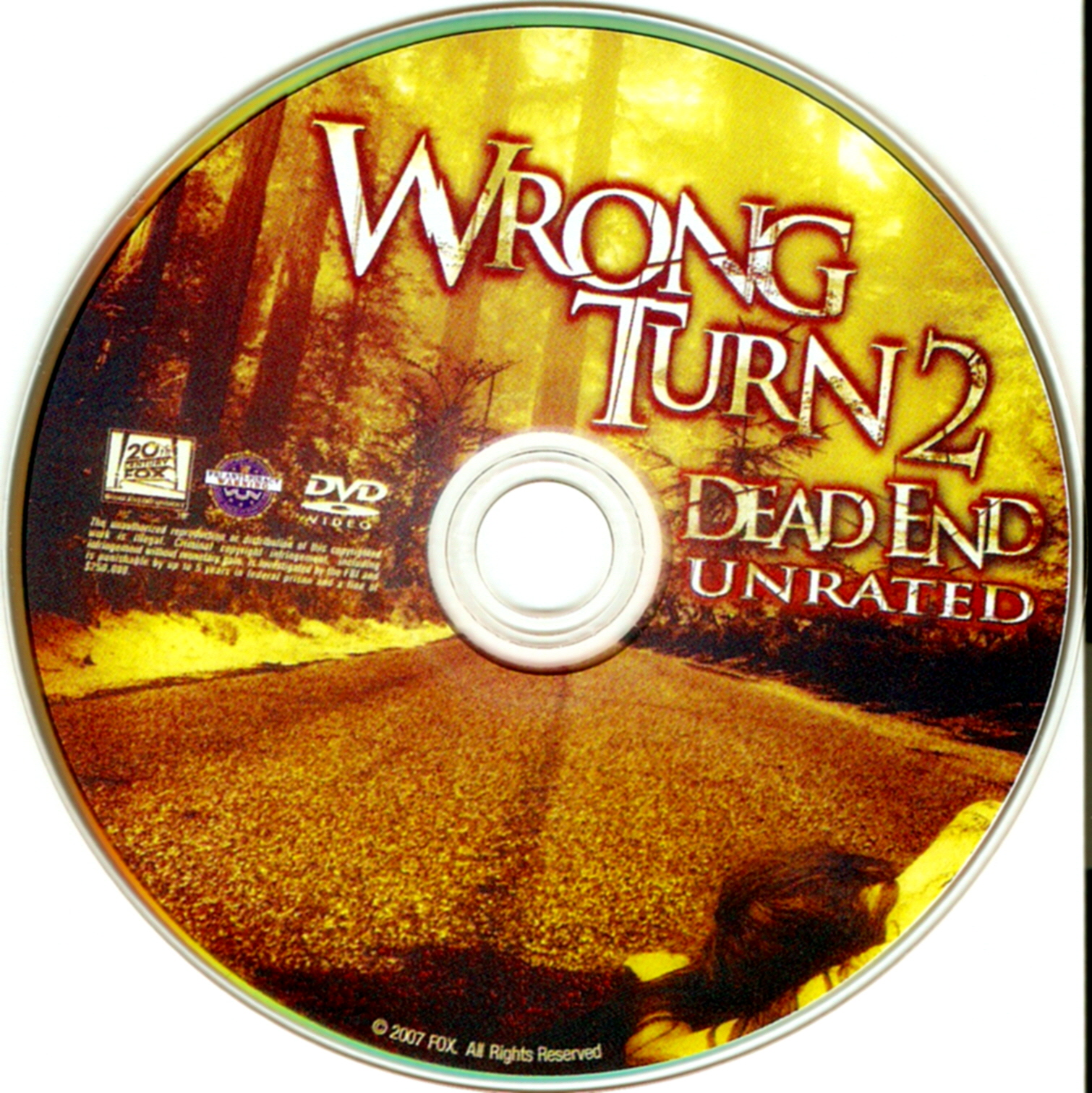 covers box sk wrong turn 2 unrated high quality dvd blueray movie. Black Bedroom Furniture Sets. Home Design Ideas