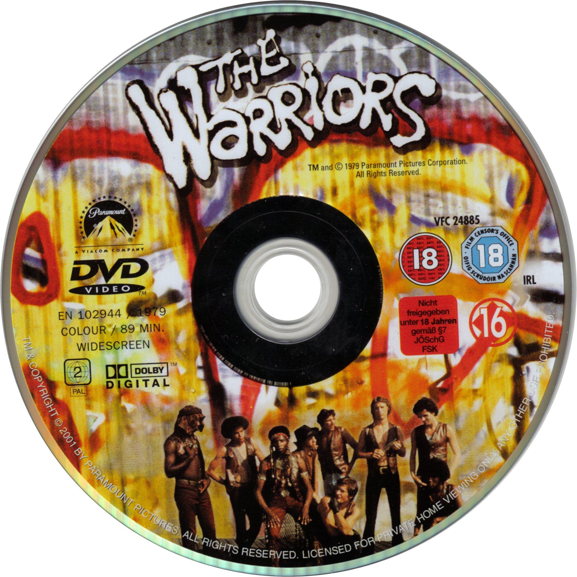 Warriors Book Series Movie: The Warriors (Blu-ray SteelBook) (Zavvi Exclusive) [UK