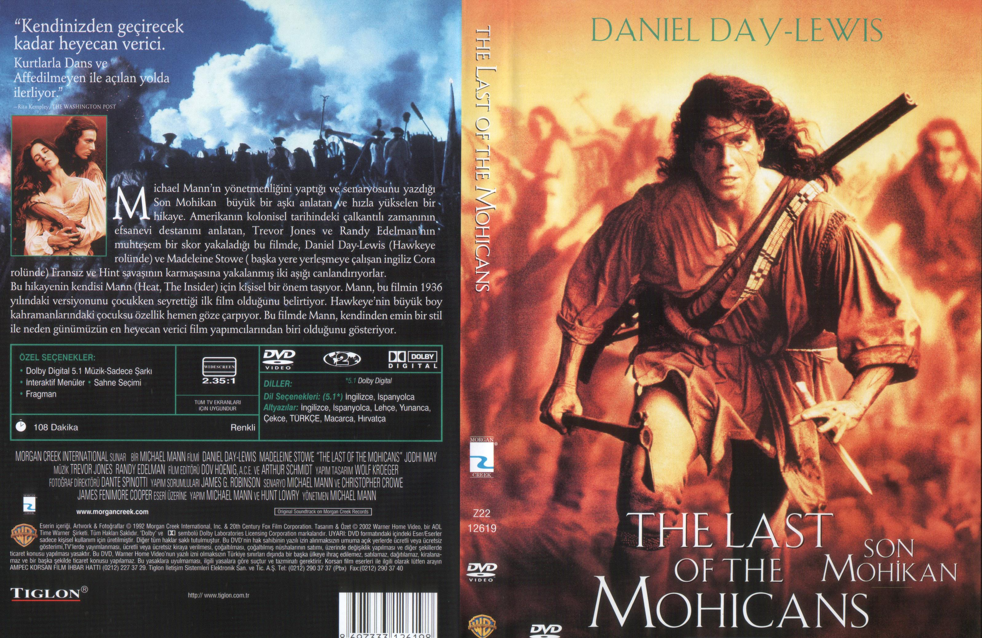 an analysis of the movie the last of the mohicans Immediately download the the last of the mohicans summary, chapter-by-chapter analysis, book notes, essays, quotes, character descriptions, lesson plans, and more.