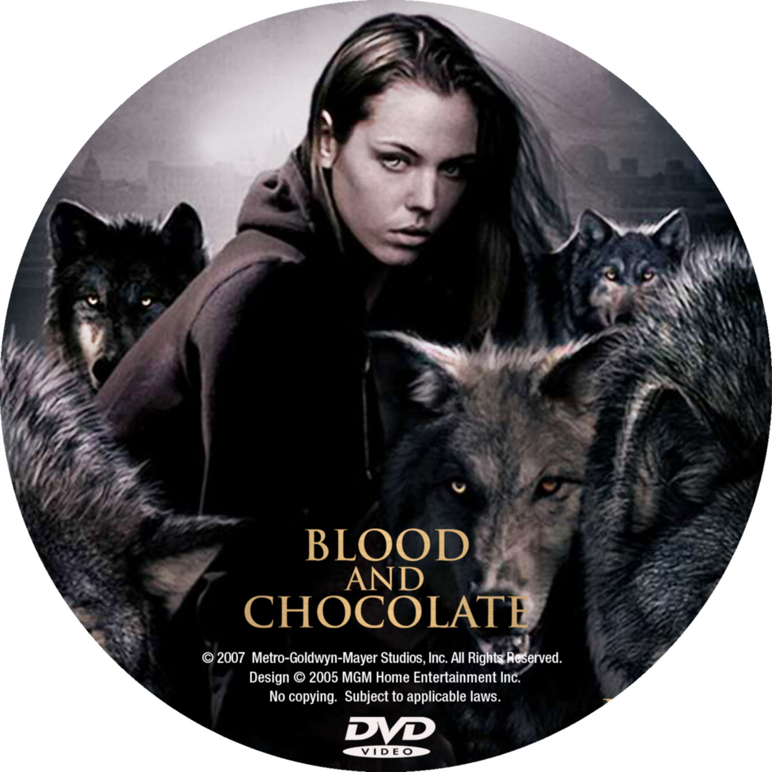 COVERS.BOX.SK ::: Blood And Chocolate - high quality DVD / Blueray ...