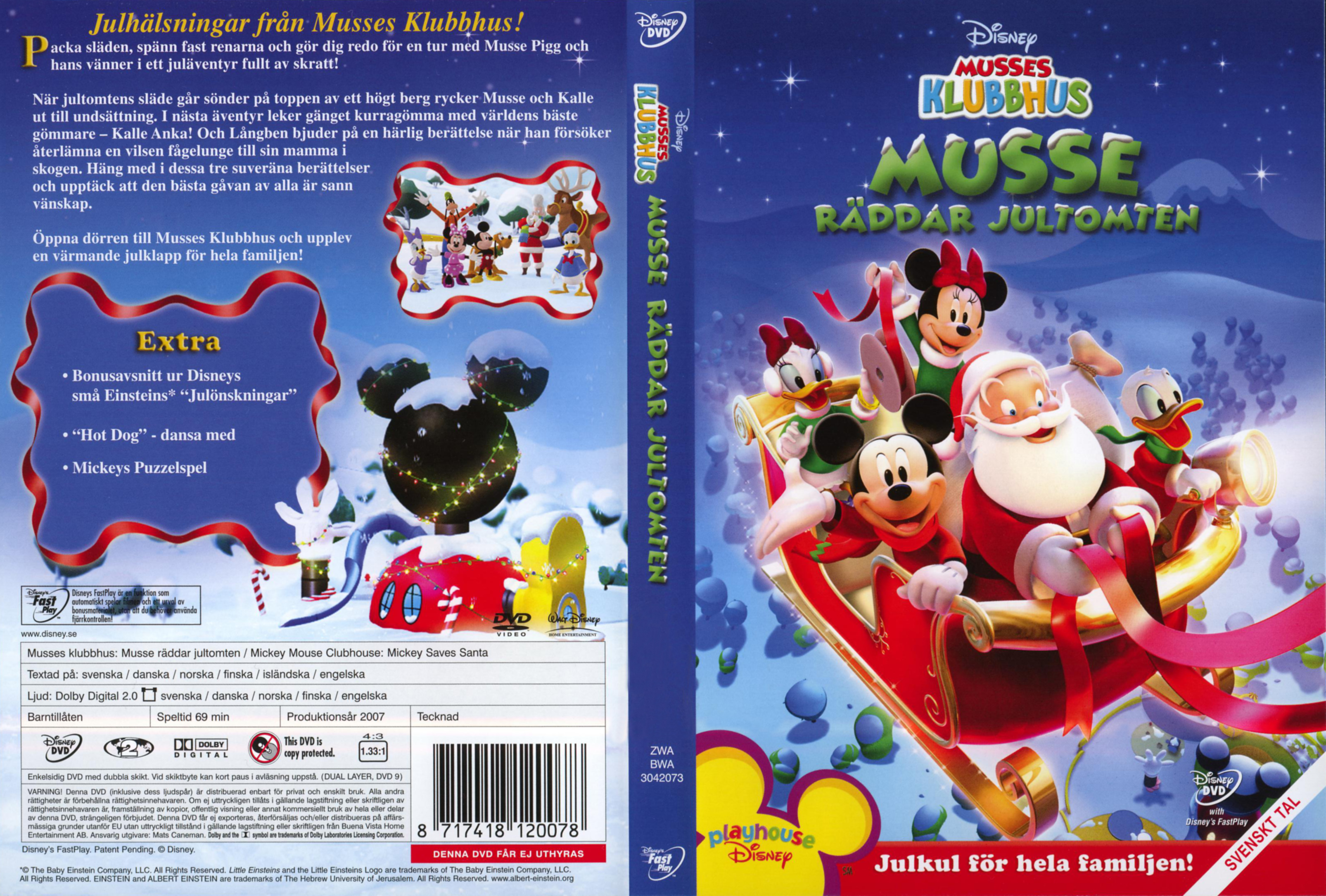 Covers Box Sk Mickey Mouse Clubhouse Mickey Saves