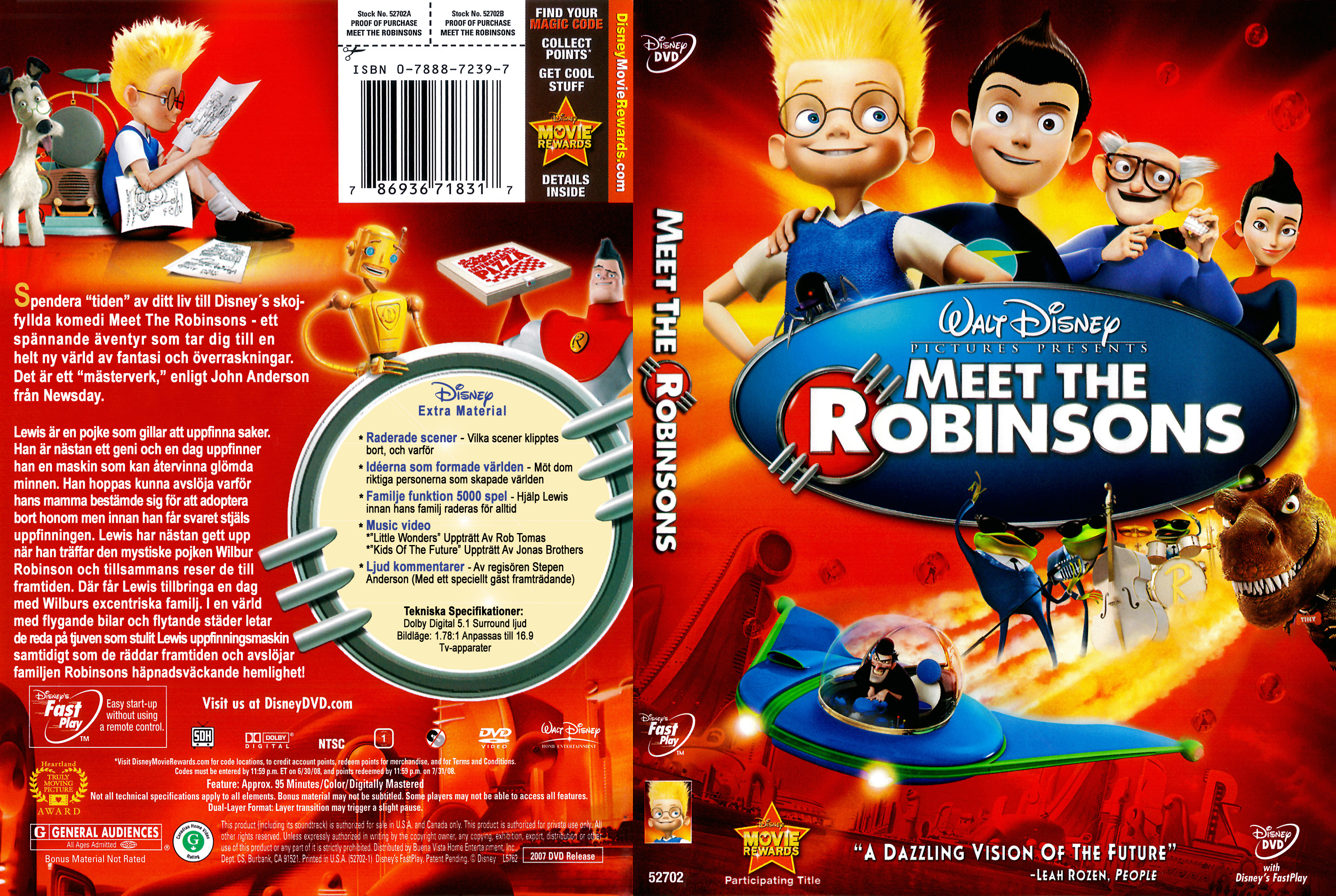 meet the robinsons torrent dvd