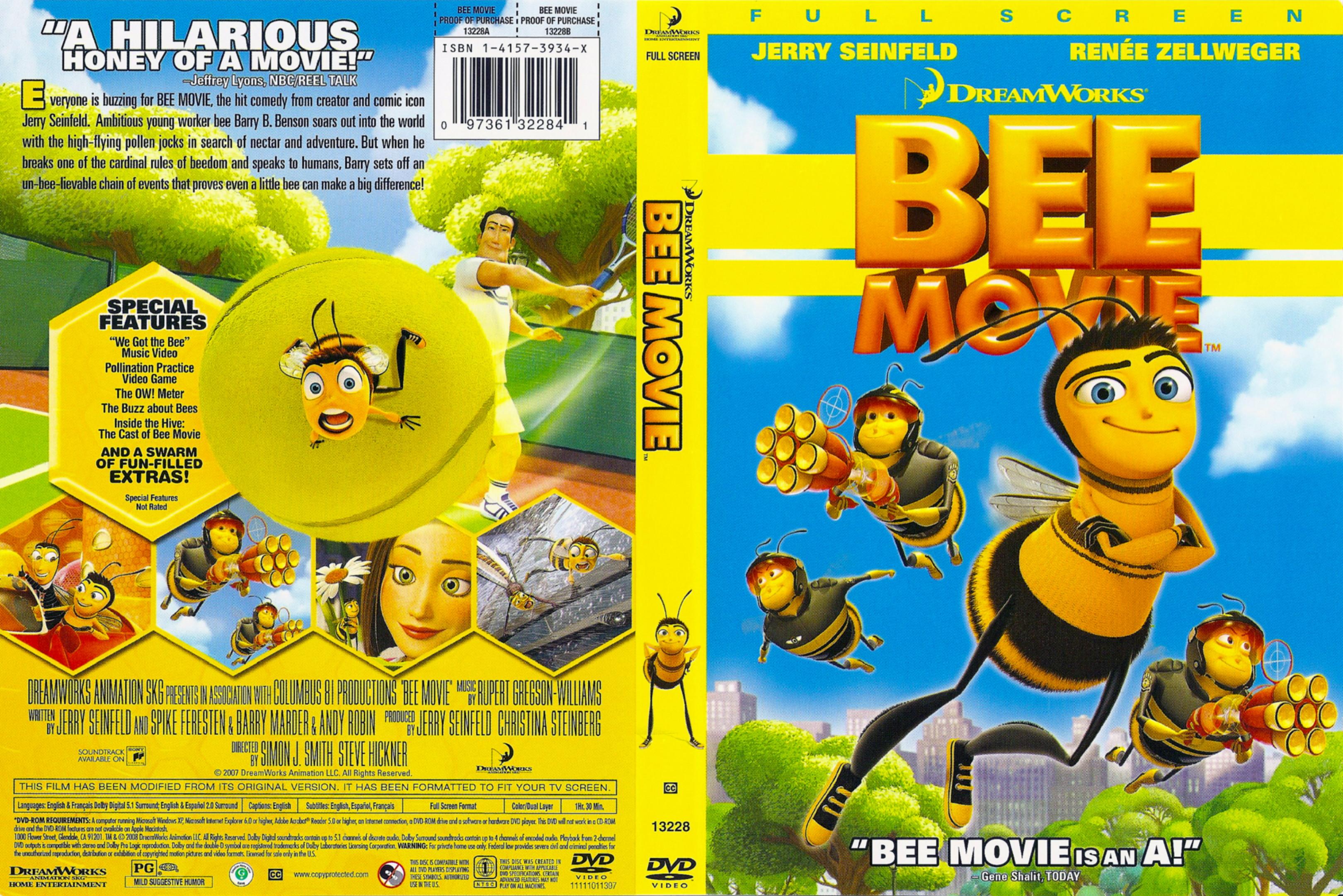 Video de bee movie