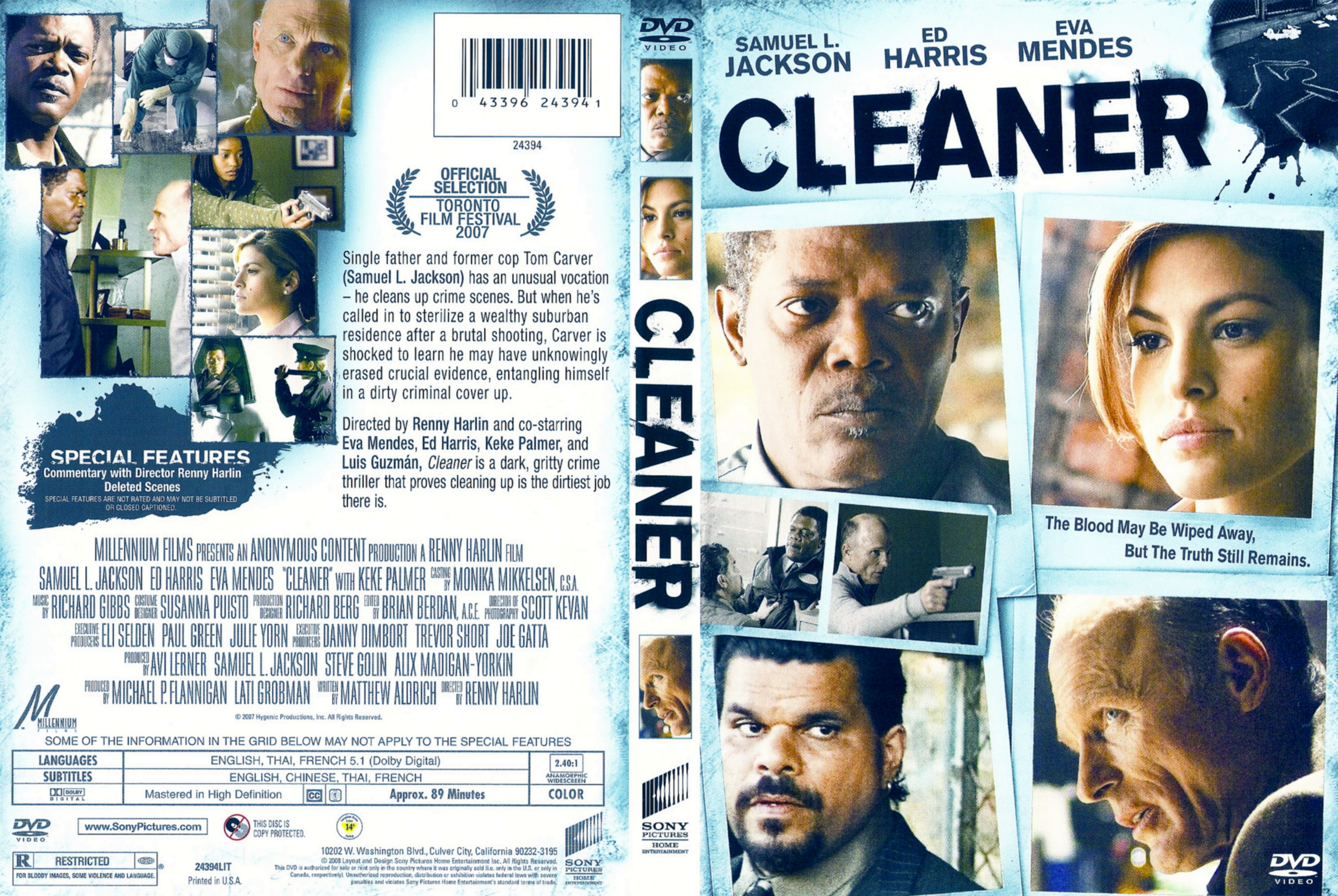 coversboxsk cleaner 2007 high quality dvd