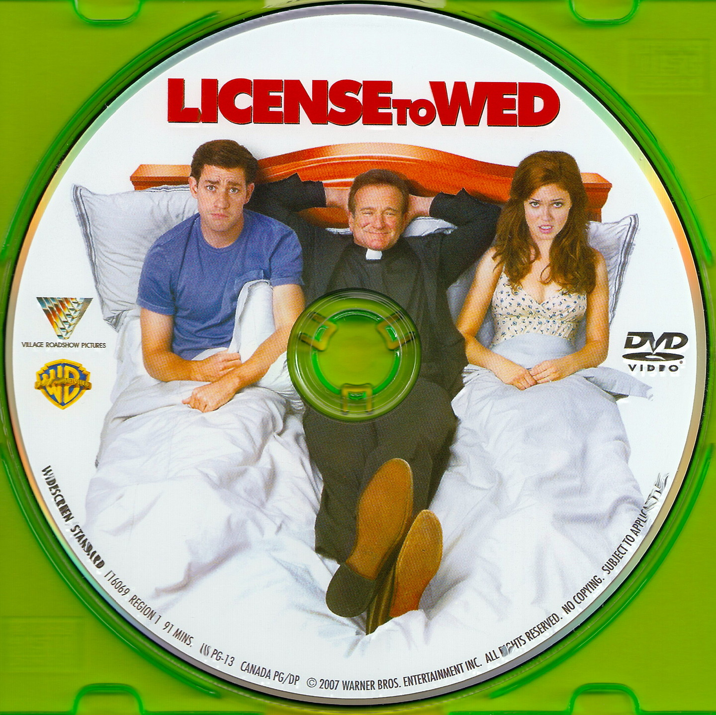 License To Wed Full Movie: COVERS.BOX.SK ::: License To Wed (2007)