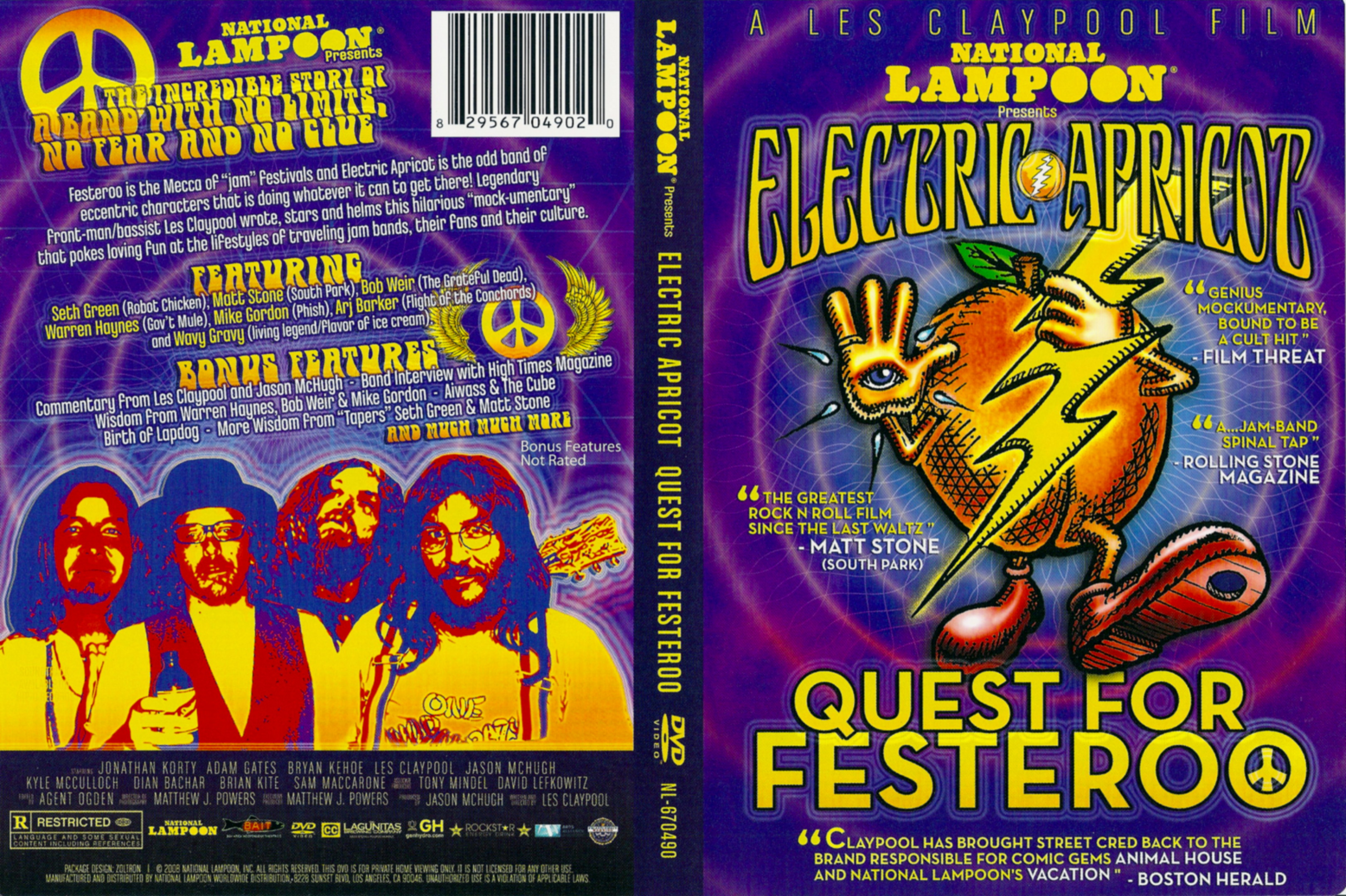 coversboxsk national lampoon presents electric