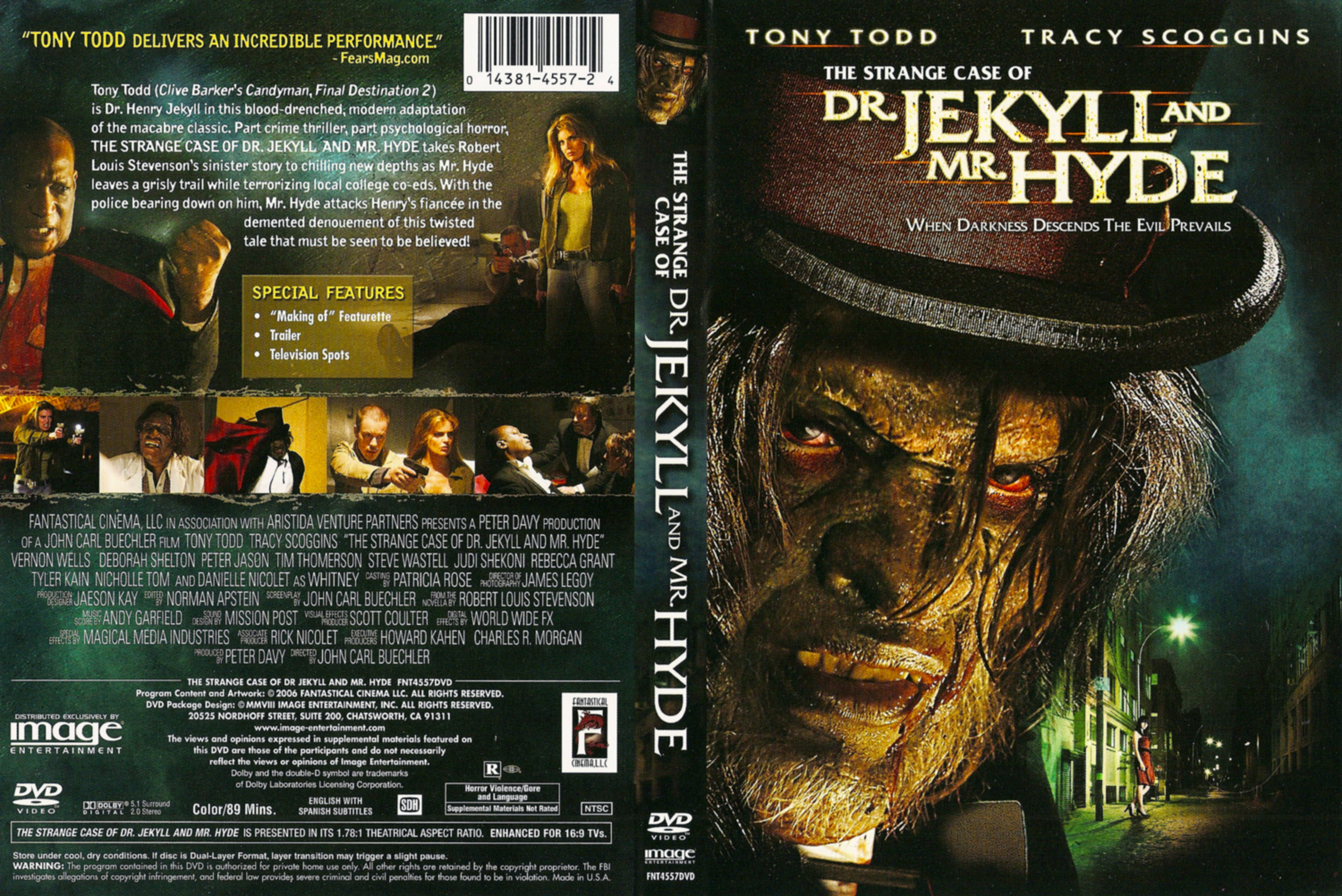 the strange case of dr jekyll and mr hyde cannot be considered a warning about science