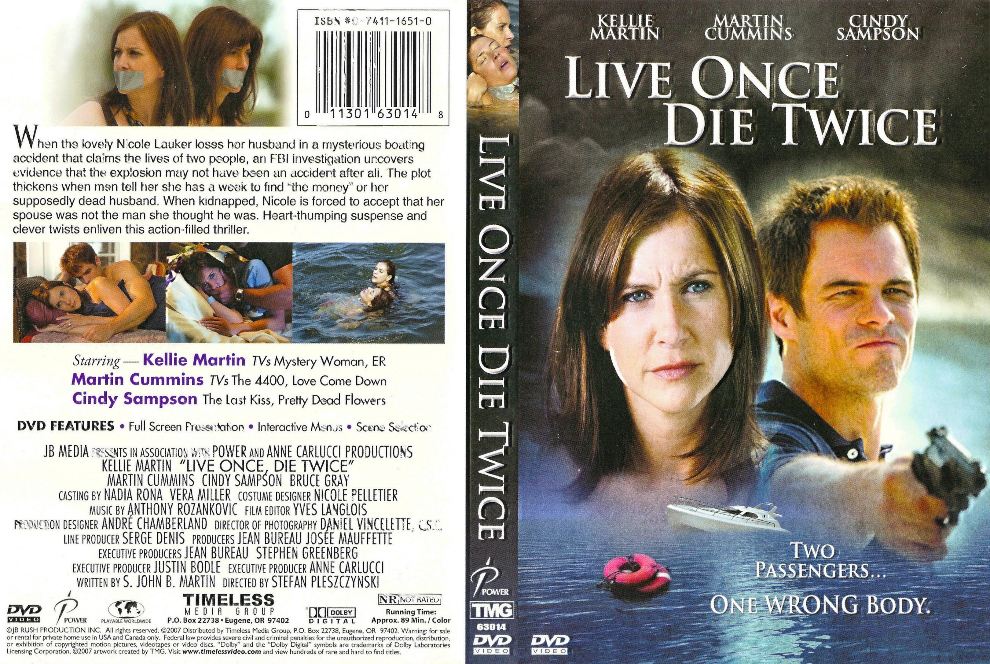 live once die twice 2006 full movie