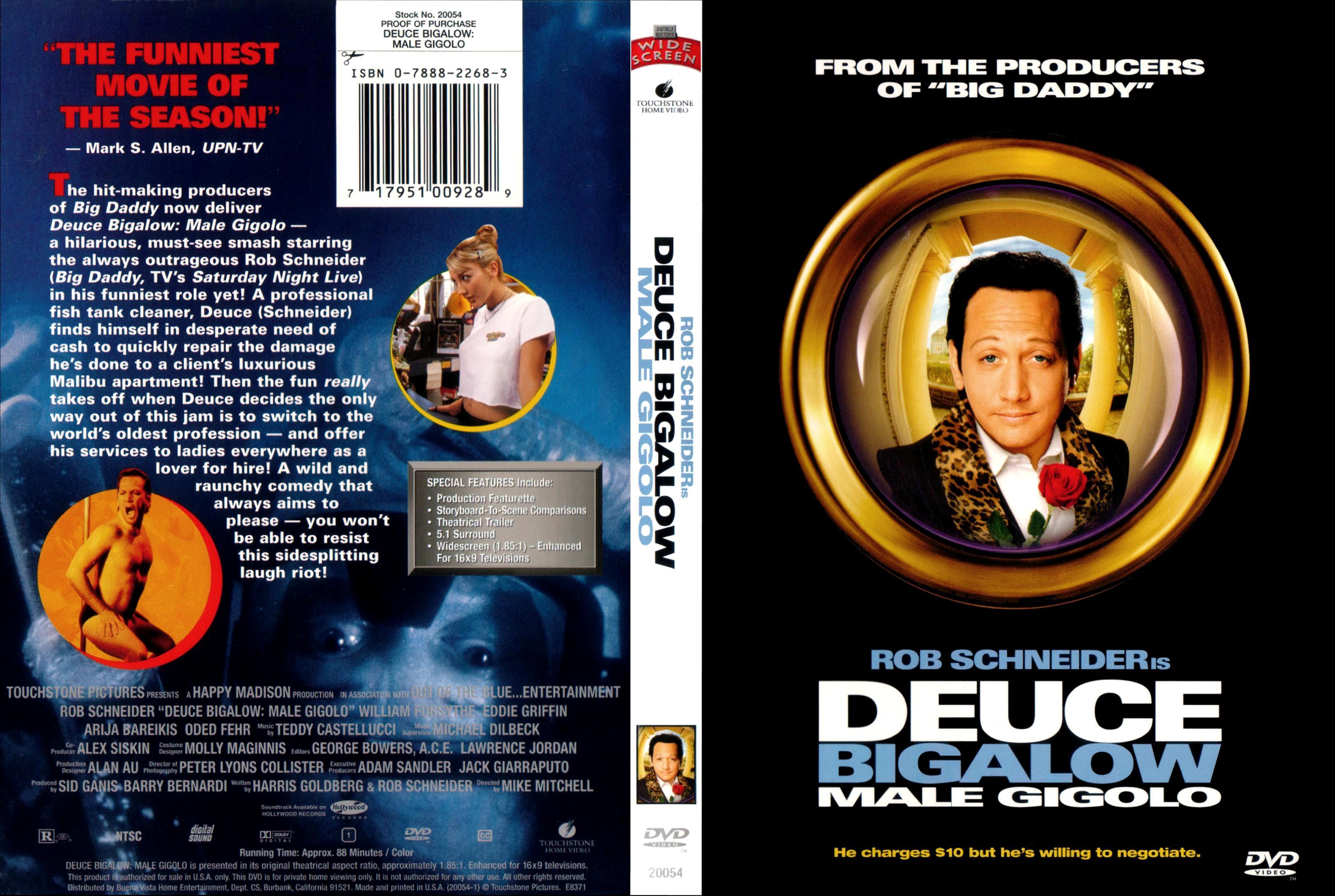 bigalow gigolo Deuce movie european