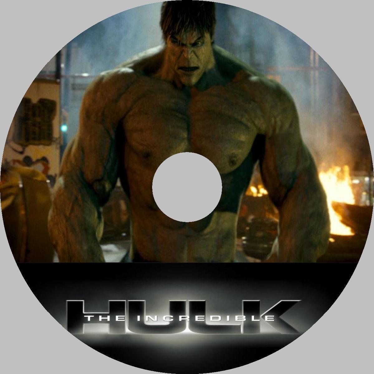 COVERS.BOX.SK ::: Incredible Hulk (2008)