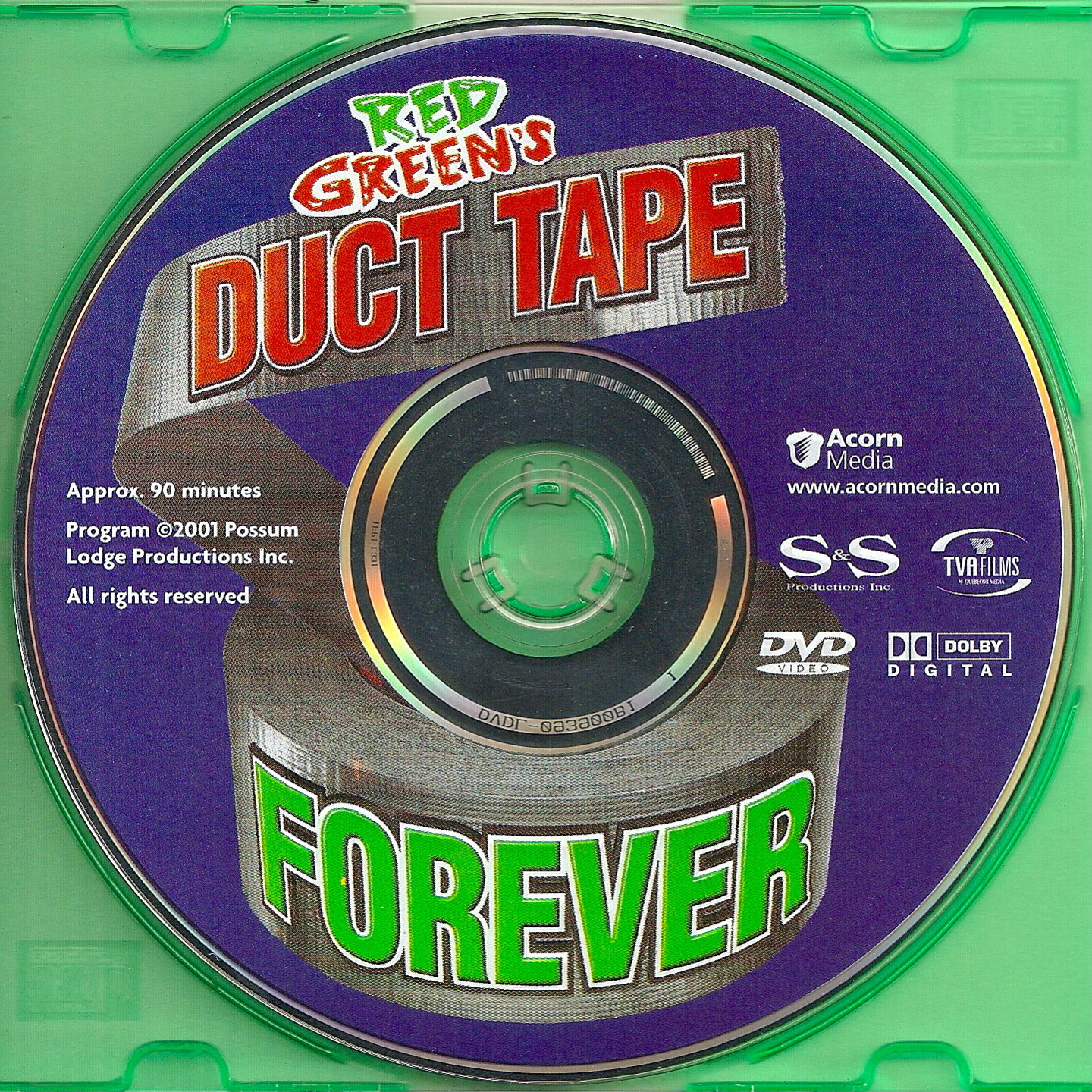 Watch Duct Tape Forever Online - tvDuck.com