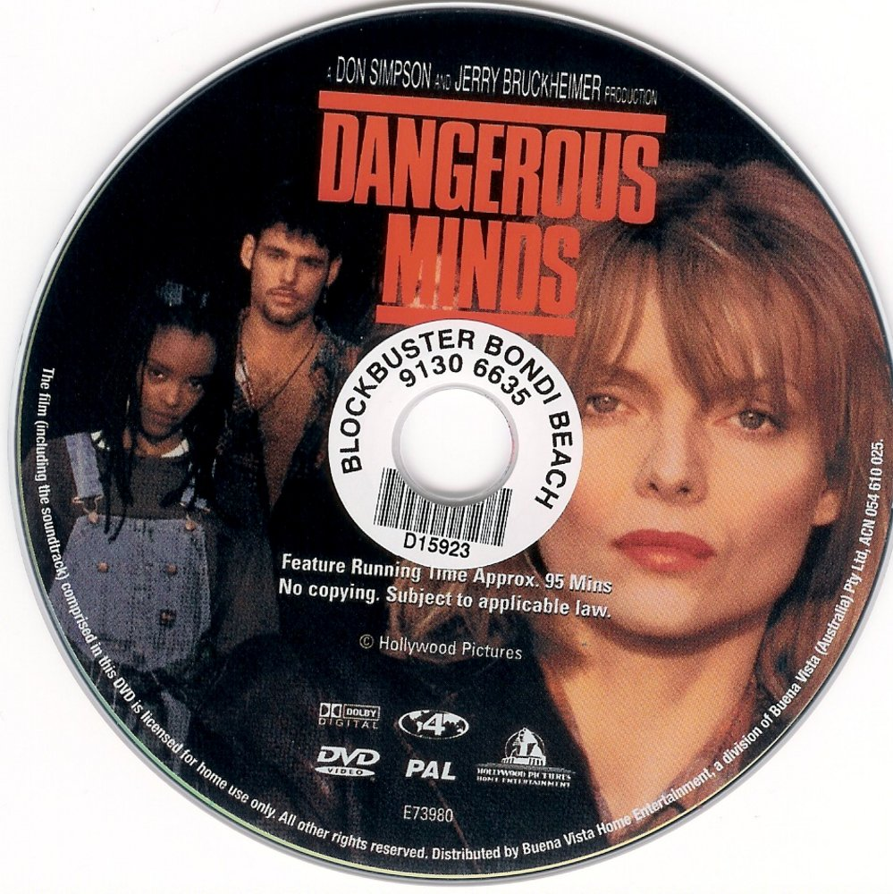 dangerous minds chapter 5 Watch dangerous minds online free with english subtitle the movie revolves around louanne johnson, an ex-marine, hired as a teacher in a high-school in a.