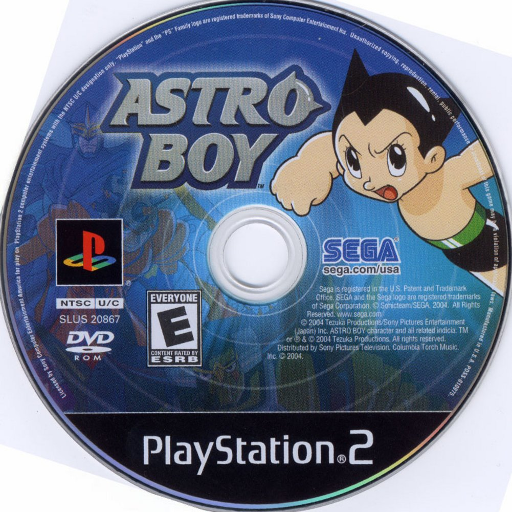 COVERS.BOX.SK ::: Astro Boy (ps2)