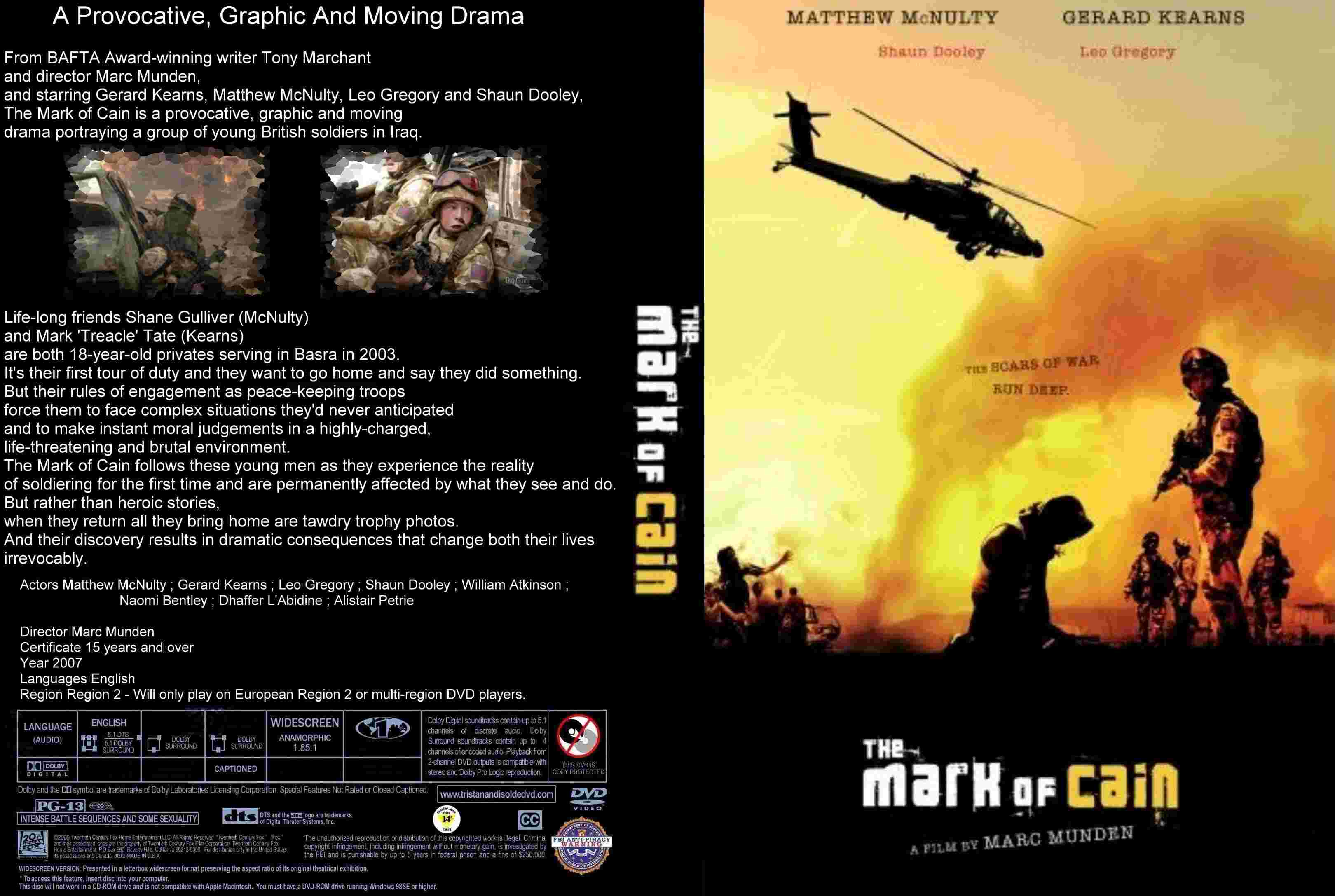 1043 The Mark Of Cain 2007 Alexs 10 Word Movie Reviews