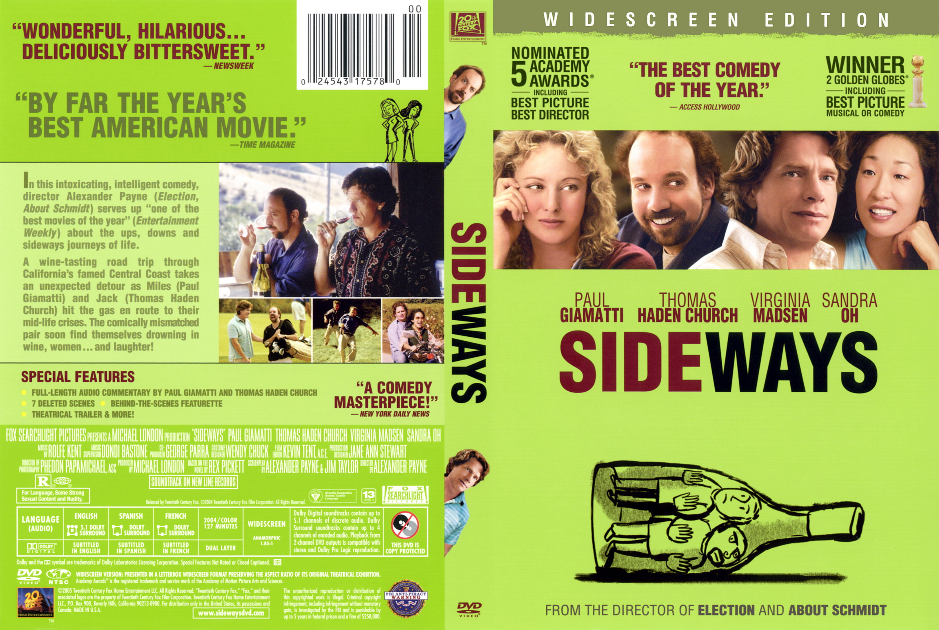 Sideways Film
