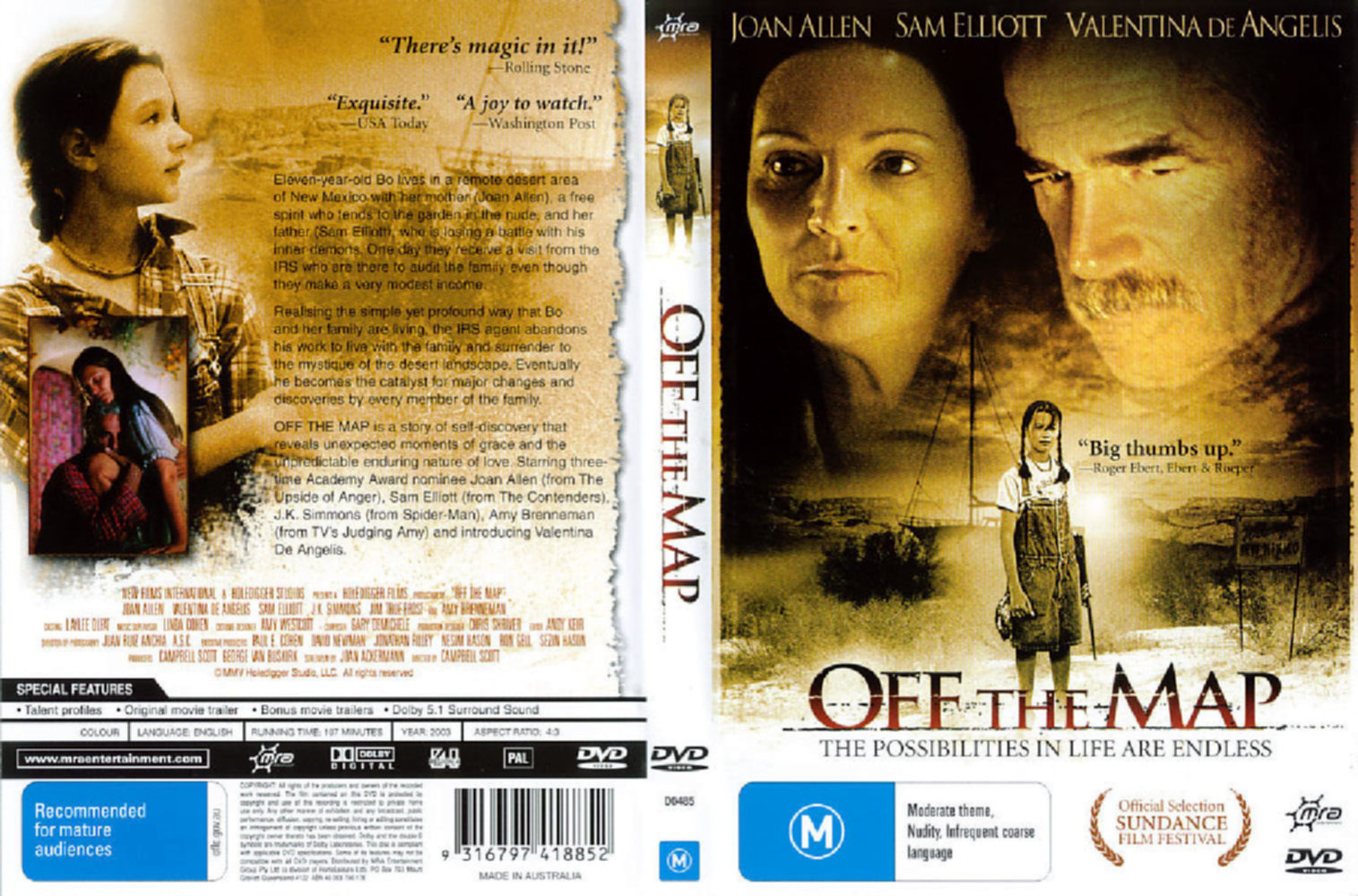 coversx off the map 2003 high quality dvd blueray