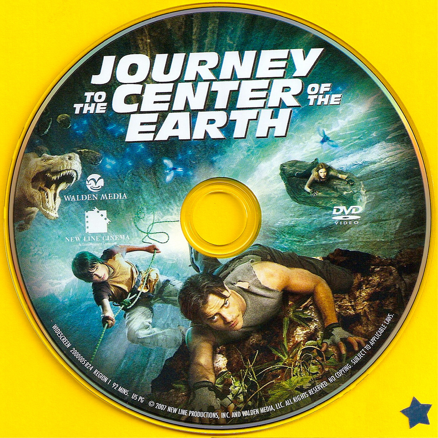 Covers Box Sk Journey To The Center Of The Earth 2008 High Quality Dvd Blueray Movie