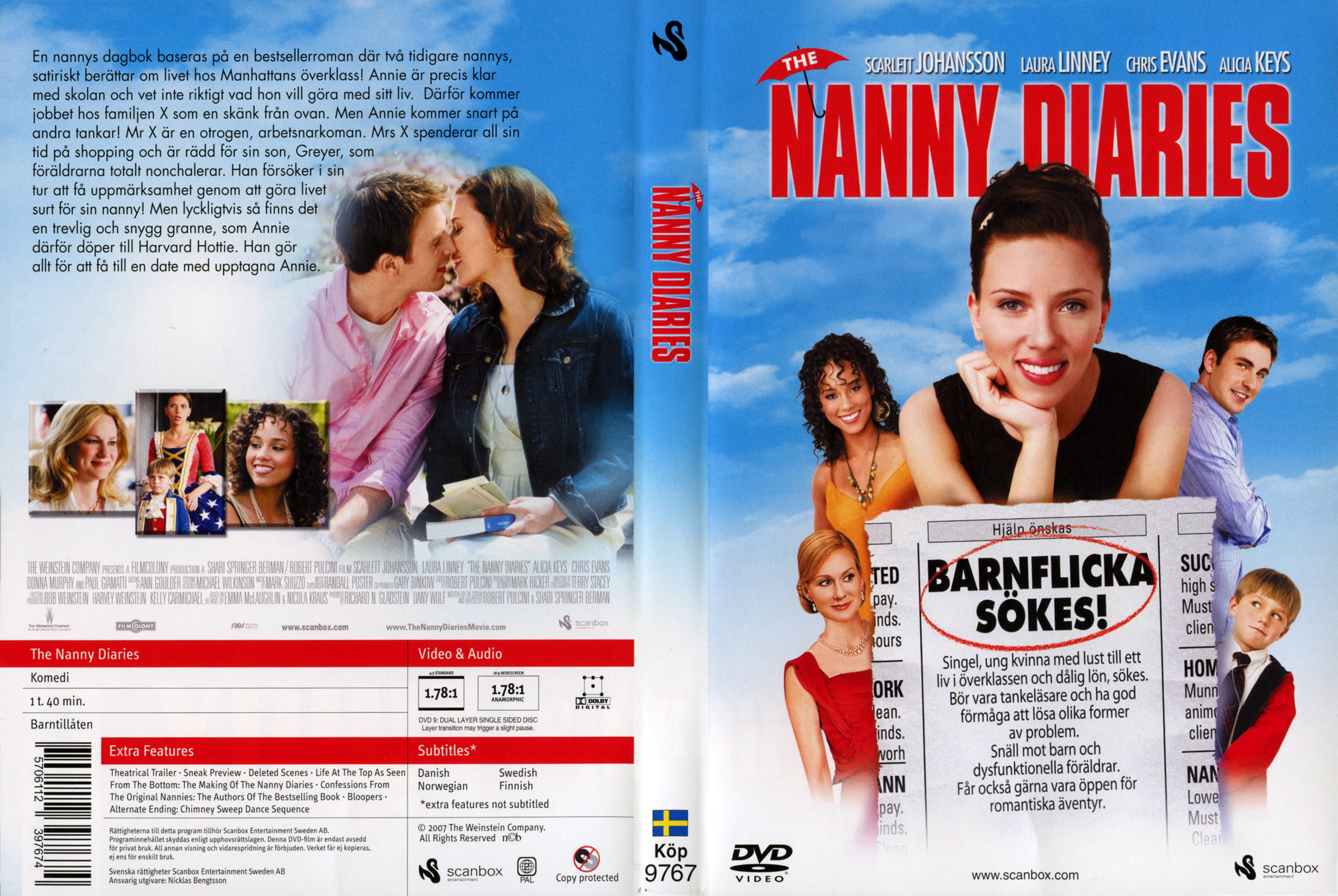 The nanny diaries - the nanny diaries tells the story of the emotional and often humorous journey of annie braddock