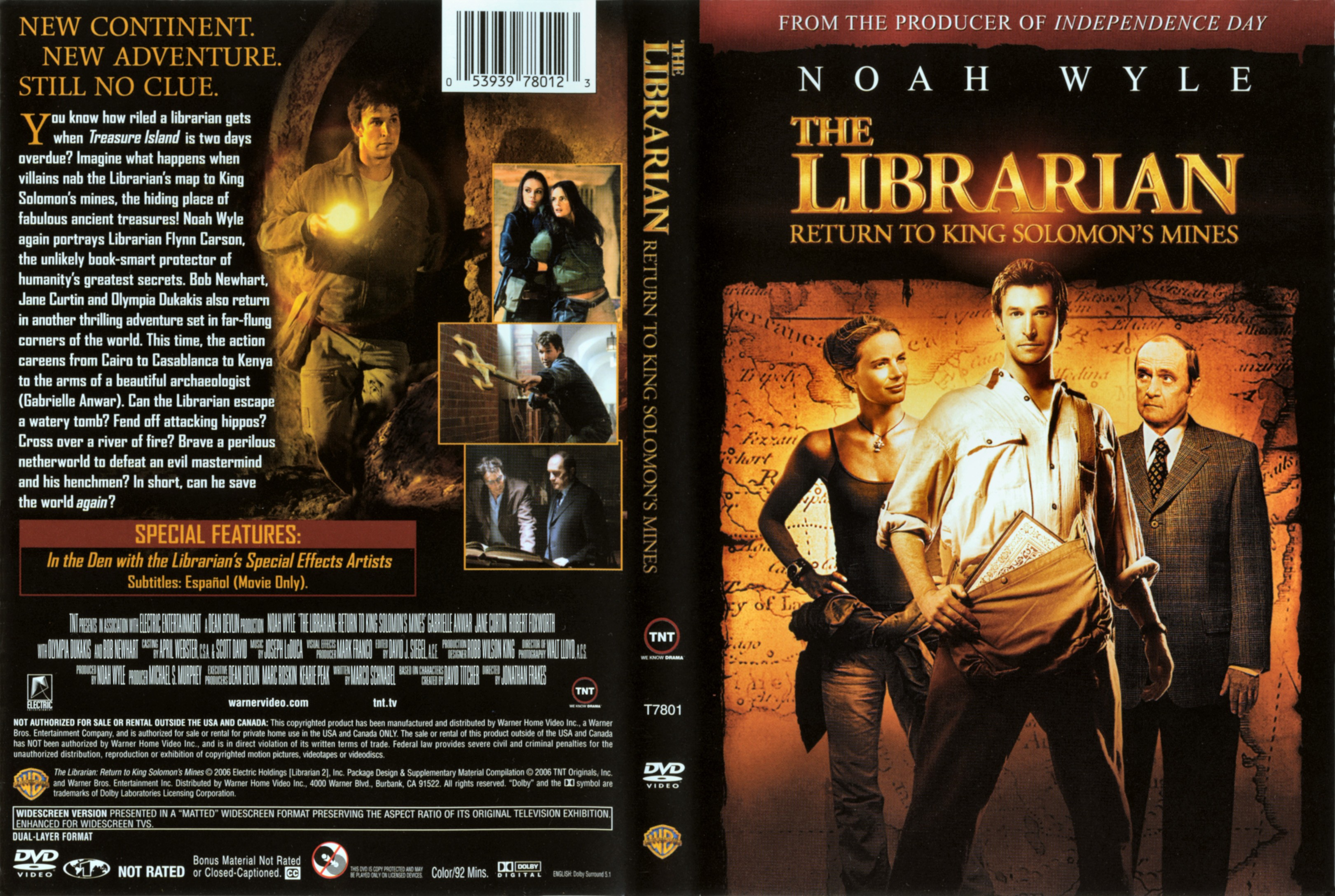 the librarian movie full