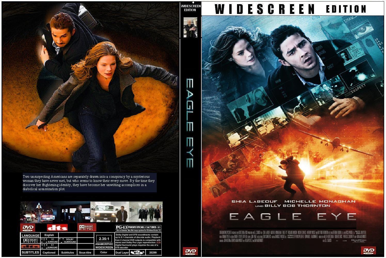 Covers Box Sk Eagle Eye High Quality Dvd Blueray Movie