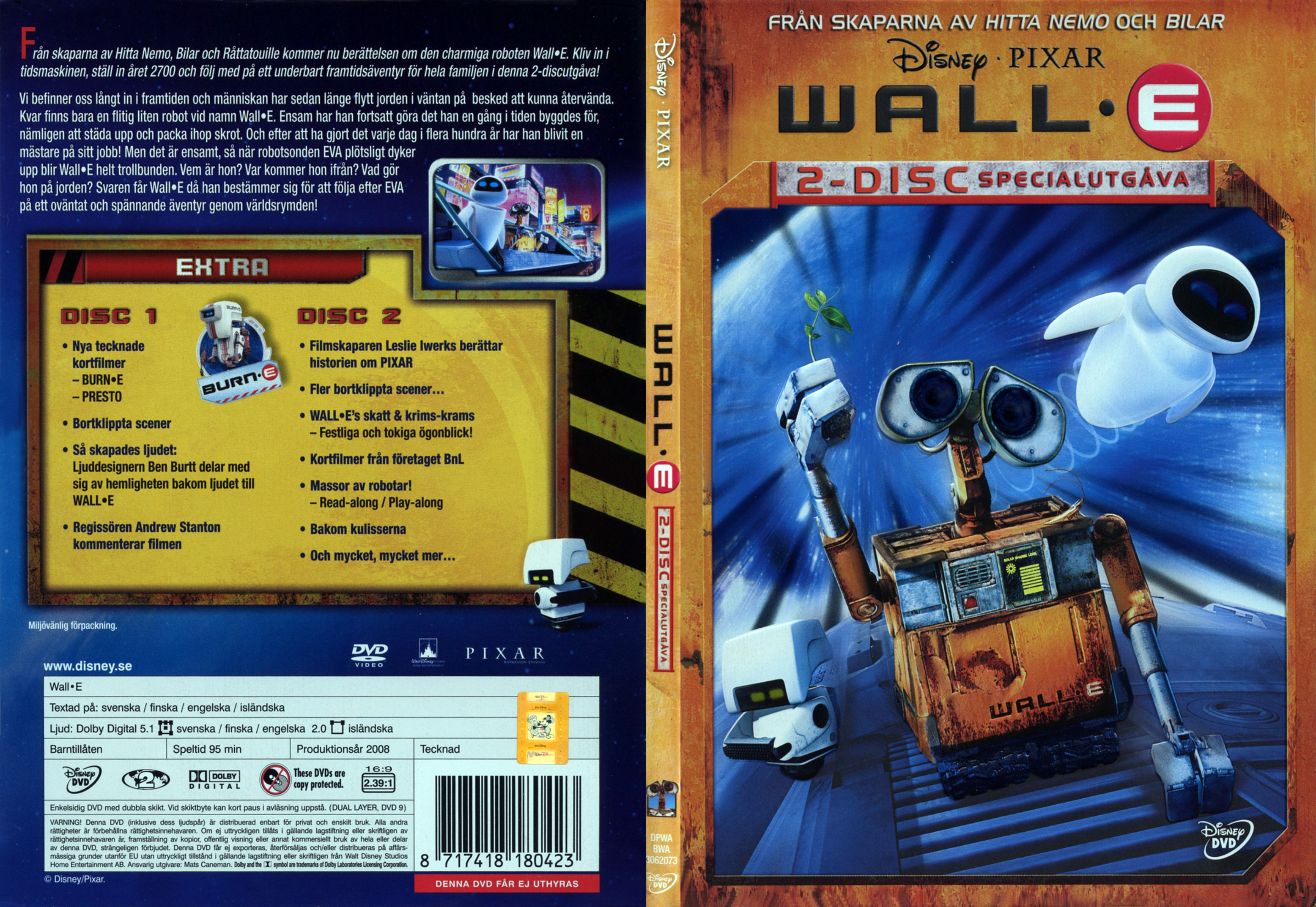 WallE movie review amp film summary 2008  Roger Ebert