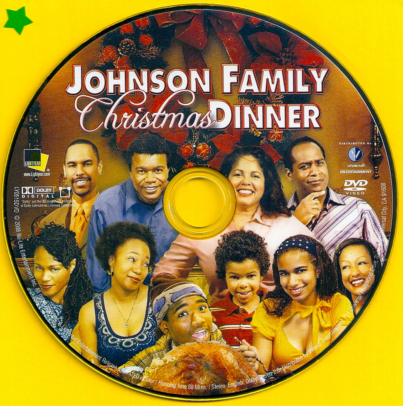 COVERS.BOX.SK ::: Johnson Family Christmas Dinner (2008) NOT RATED ...