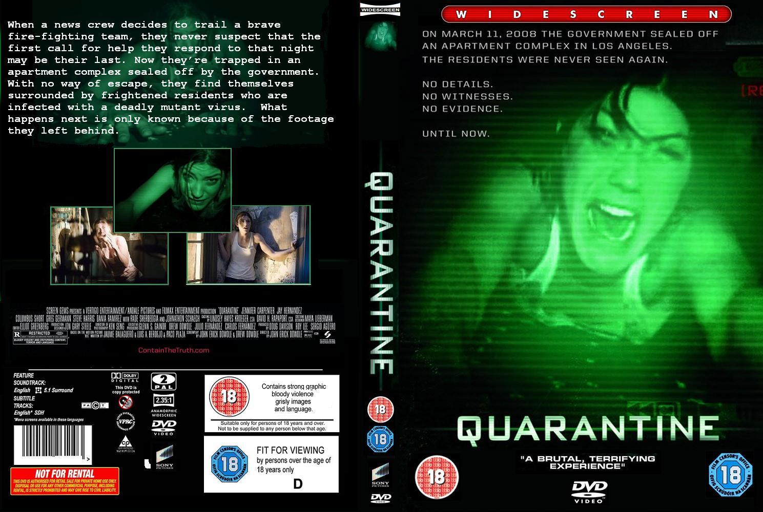 quarantine 2008 - photo #17