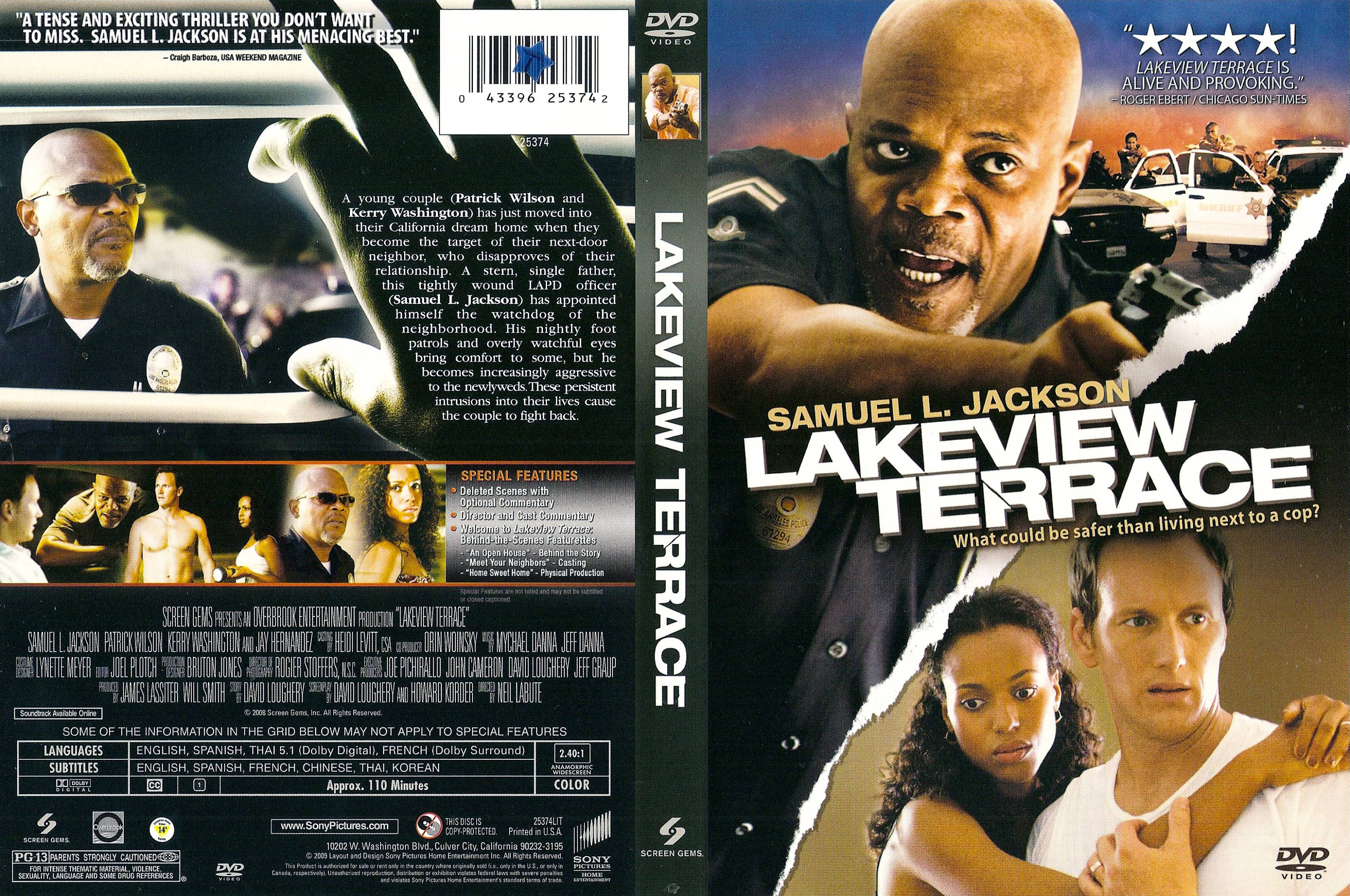 Covers box sk lakeview terrace 2008 high quality for Lakeview terrace 2008